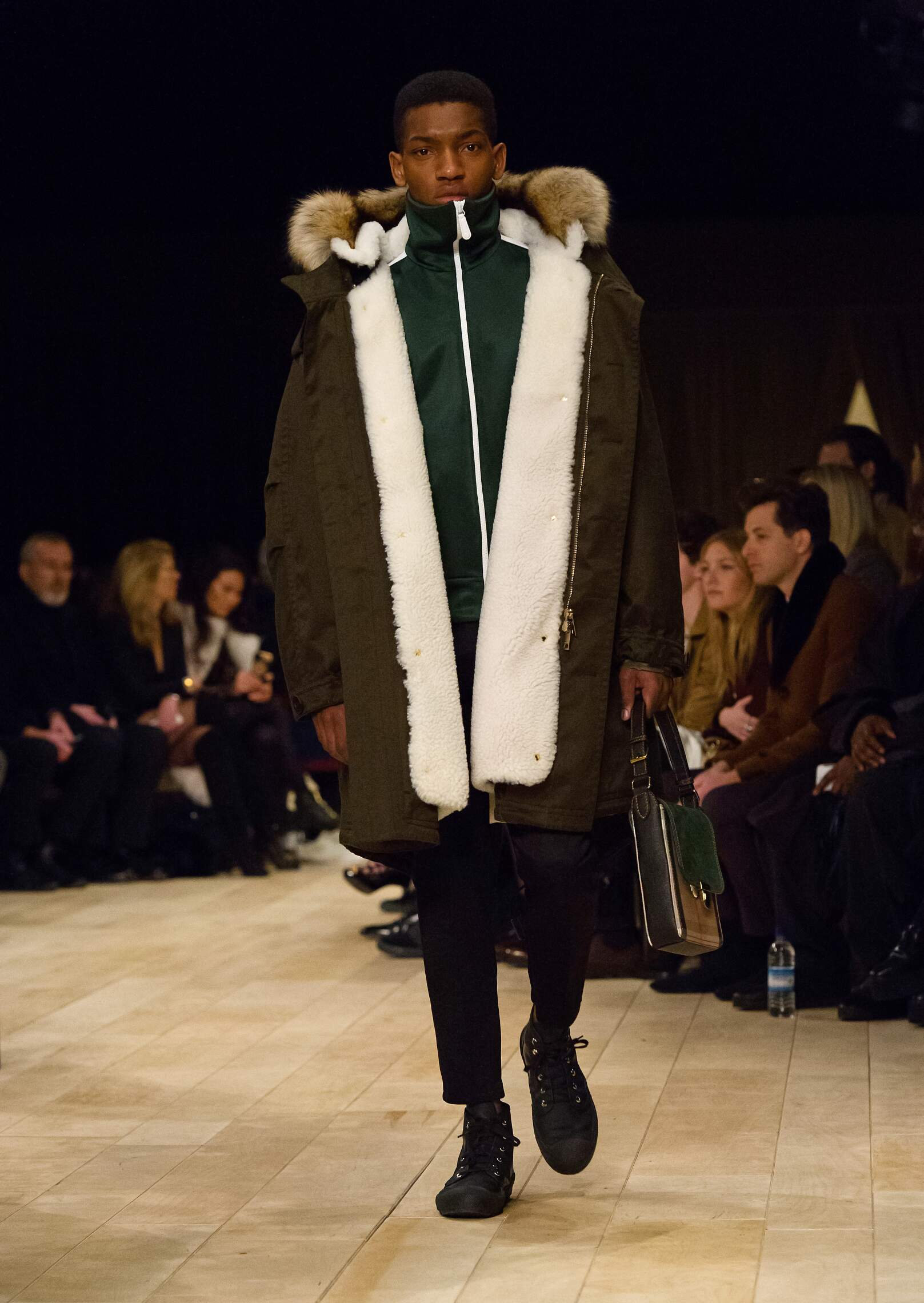 Burberry Fall Winter 2016 Mens Collection London Fashion Week