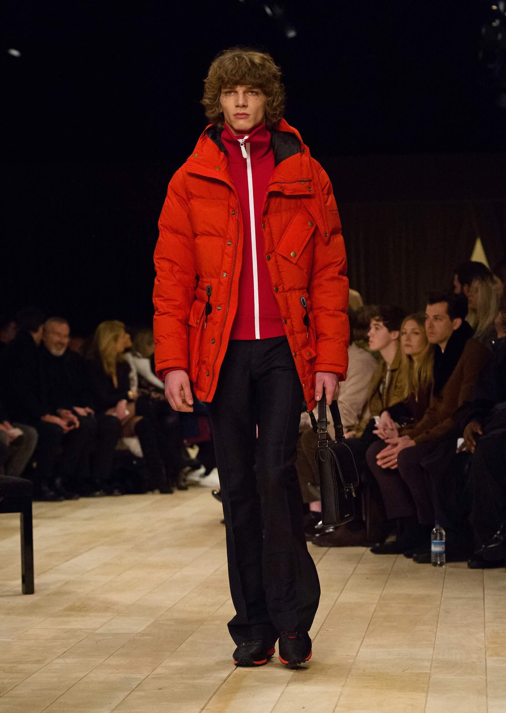 Burberry London Fashion Week Menswear