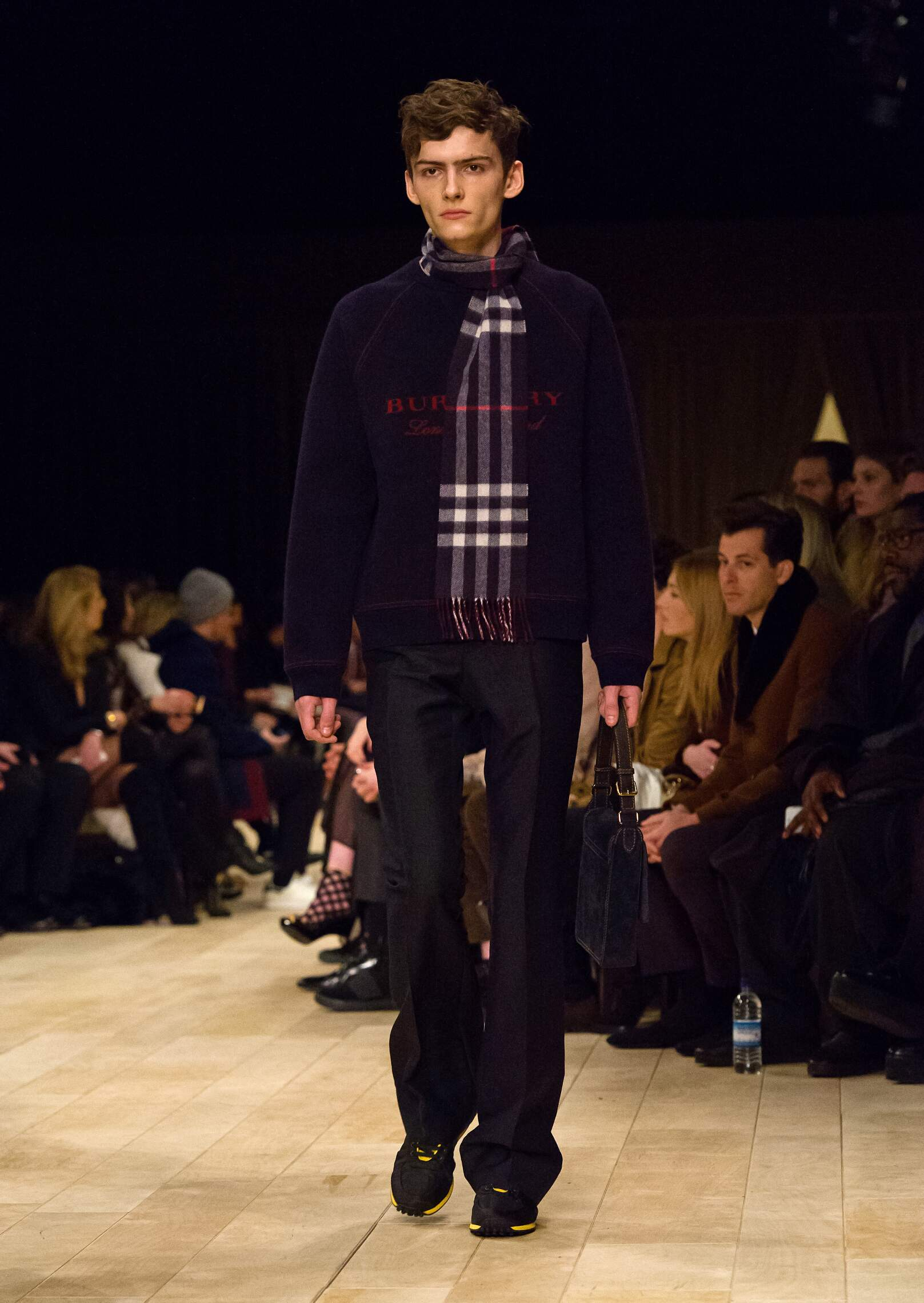 Burberry Men's Collection 2016 2017