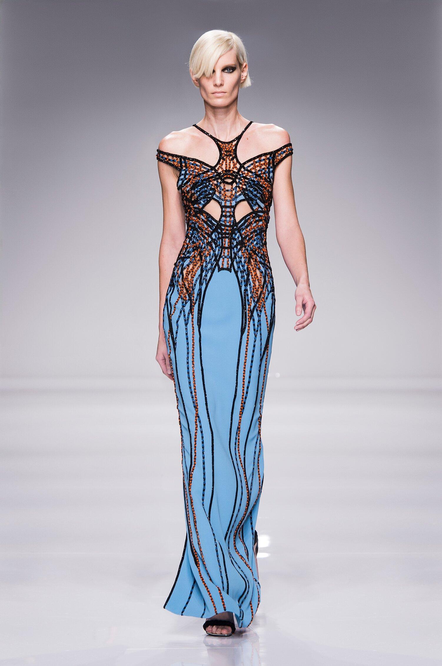 Catwalk Atelier Versace Couture