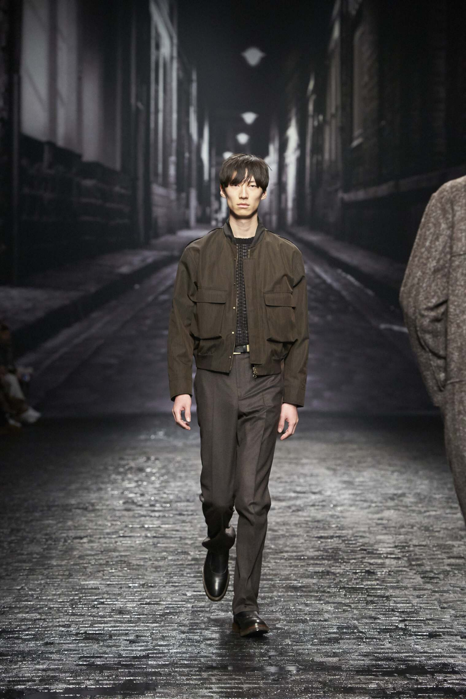 Catwalk Corneliani Winter 2016