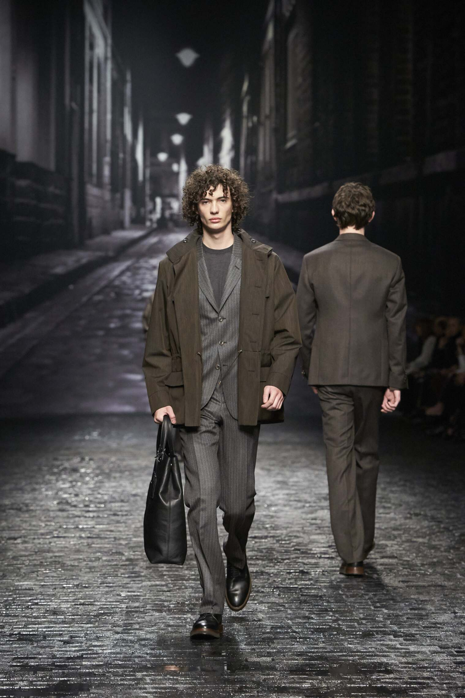 Catwalk Corneliani