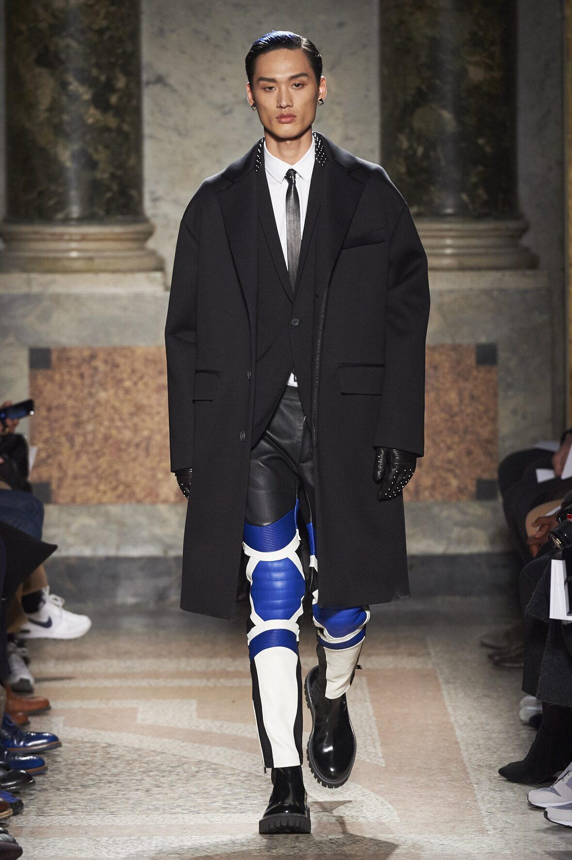 Catwalk Les Hommes Man Fashion Show Winter 2016