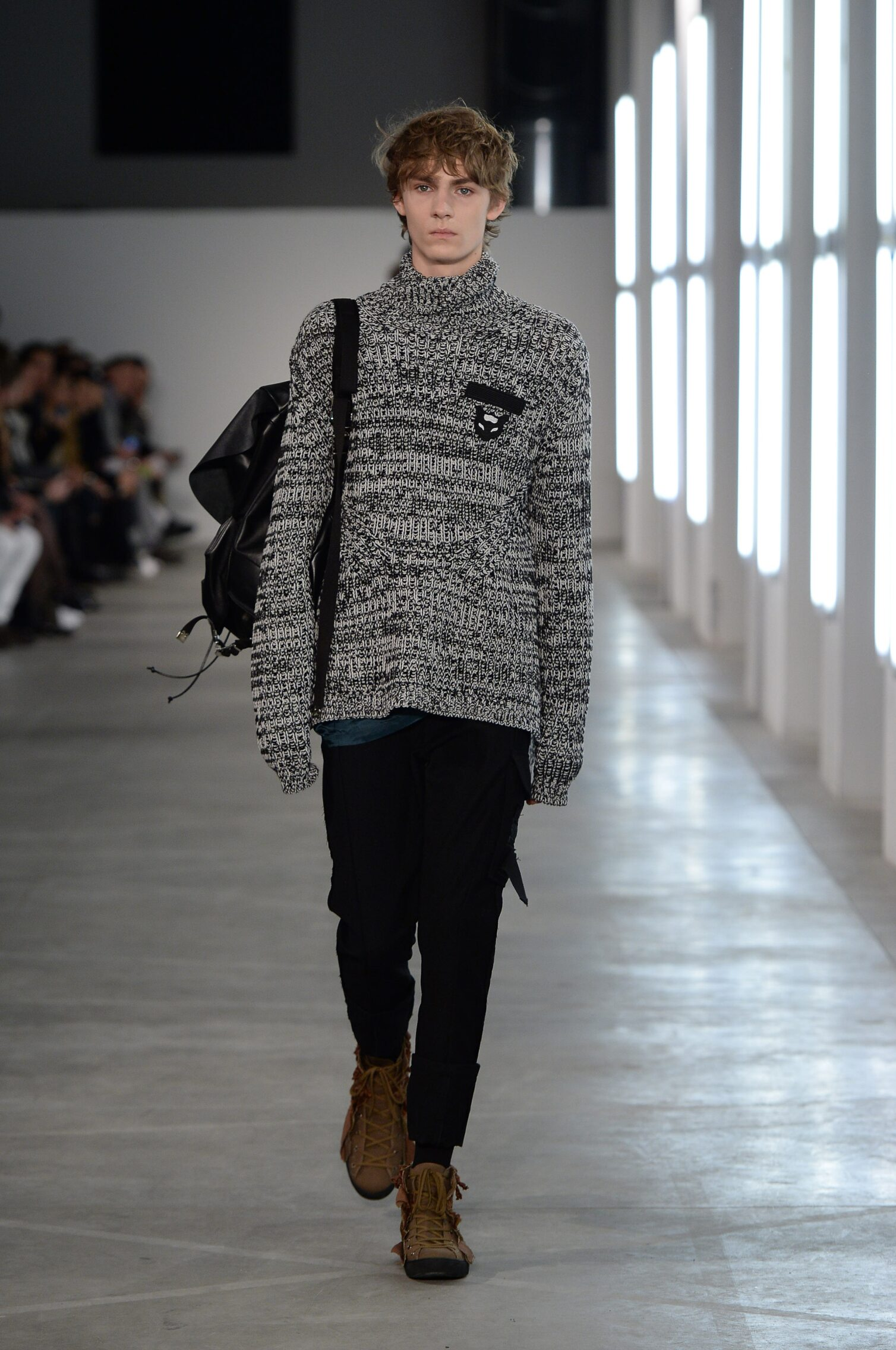Catwalk N°21 Man Fashion Show Winter 2016