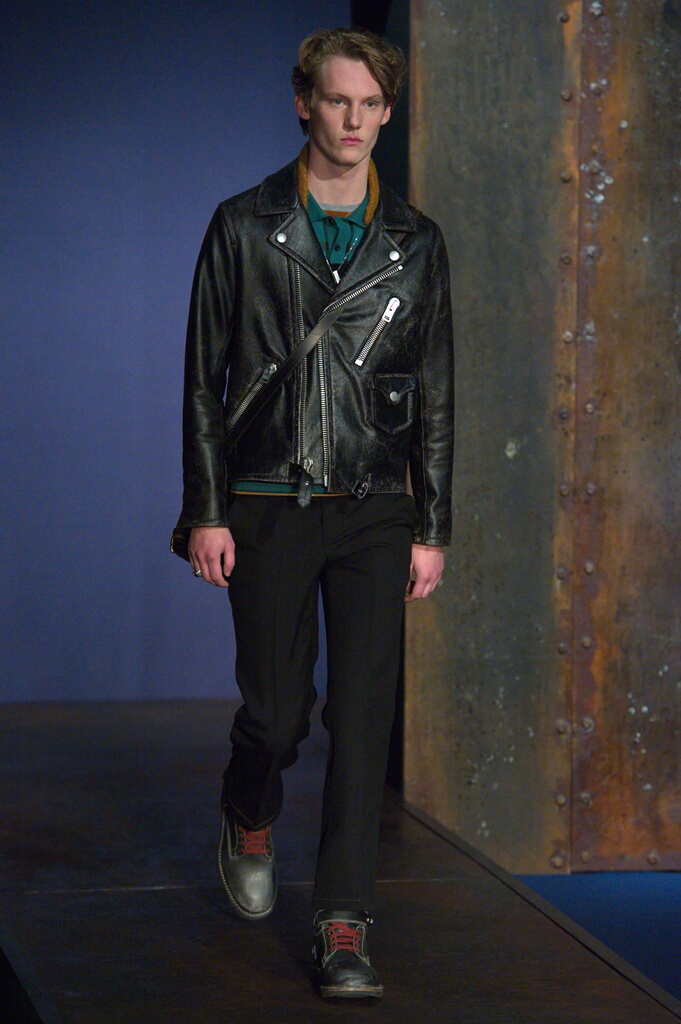 Coach Fall Winter 2016 Mens Collection London Fashion Week