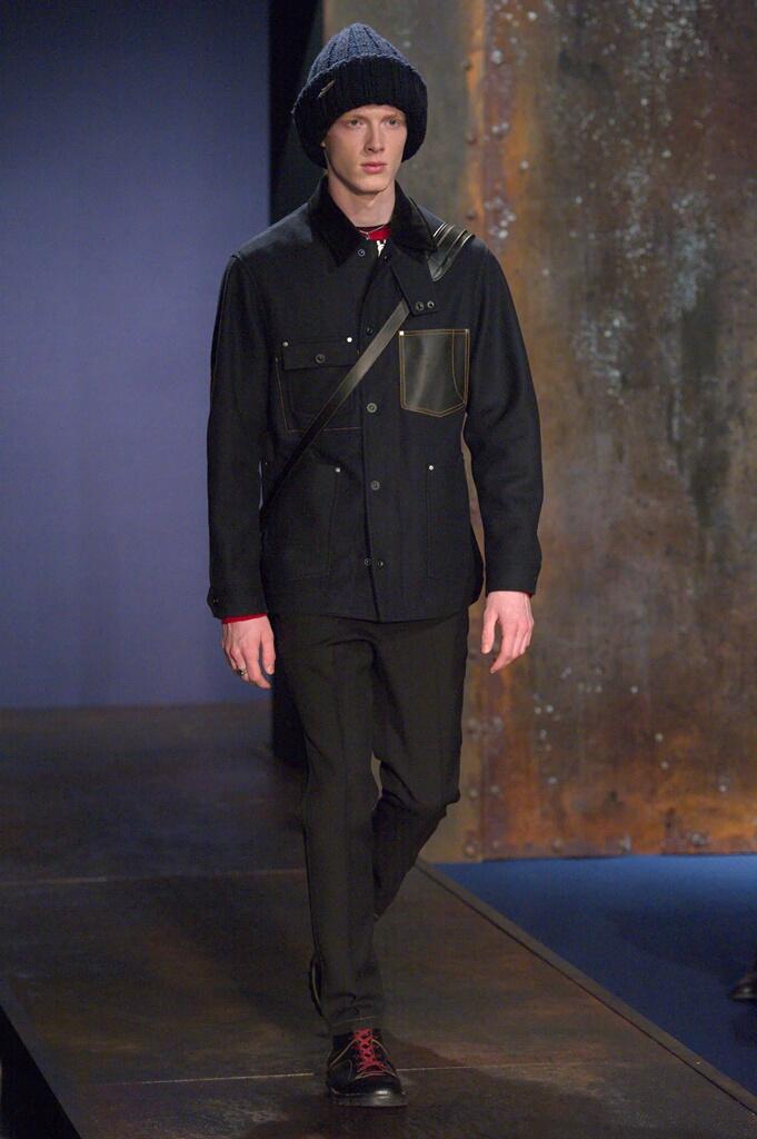 Coach London Fashion Week Menswear
