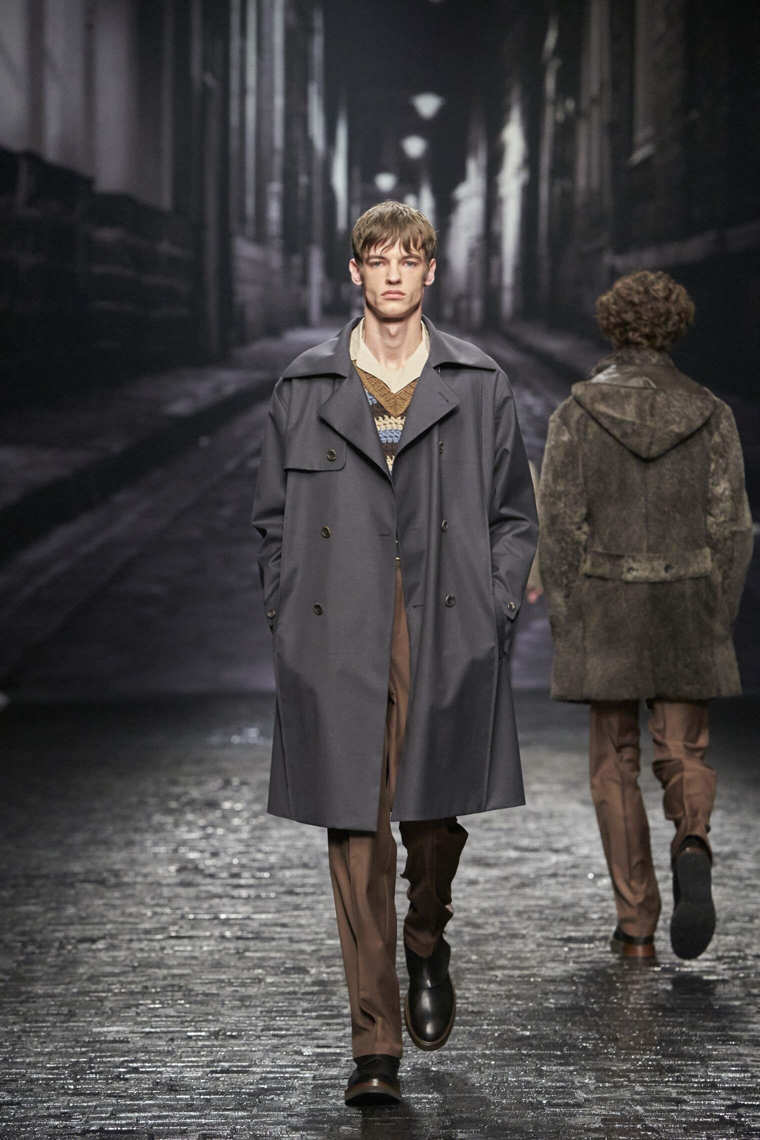 Corneliani FW 2016 Menswear
