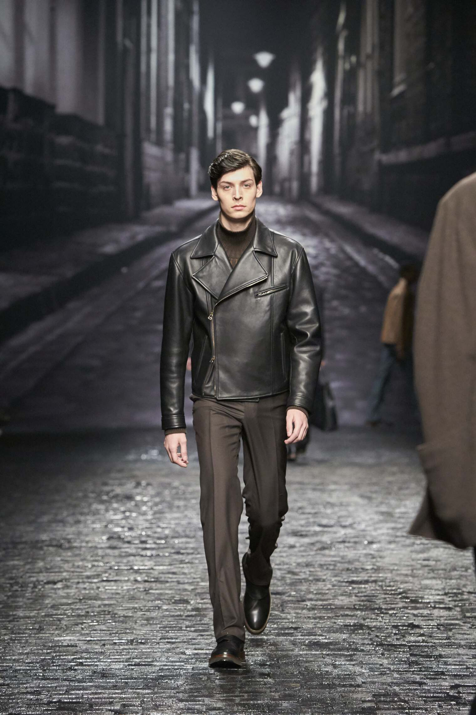 Corneliani Fall Winter 2016 Mens Collection Milan Fashion Week