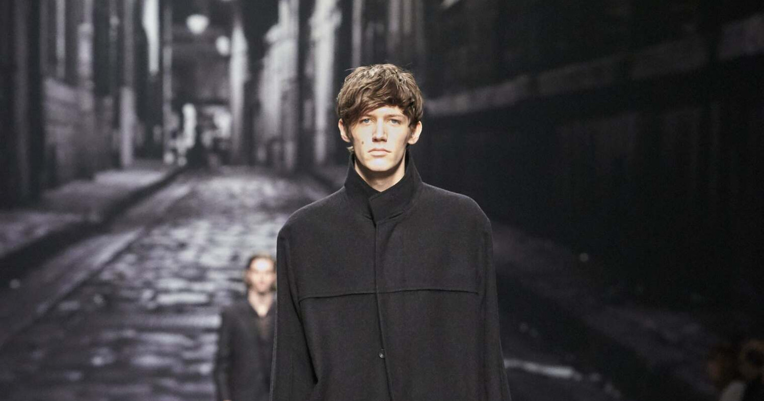 Corneliani Fashion Show FW 2016-17 Milan