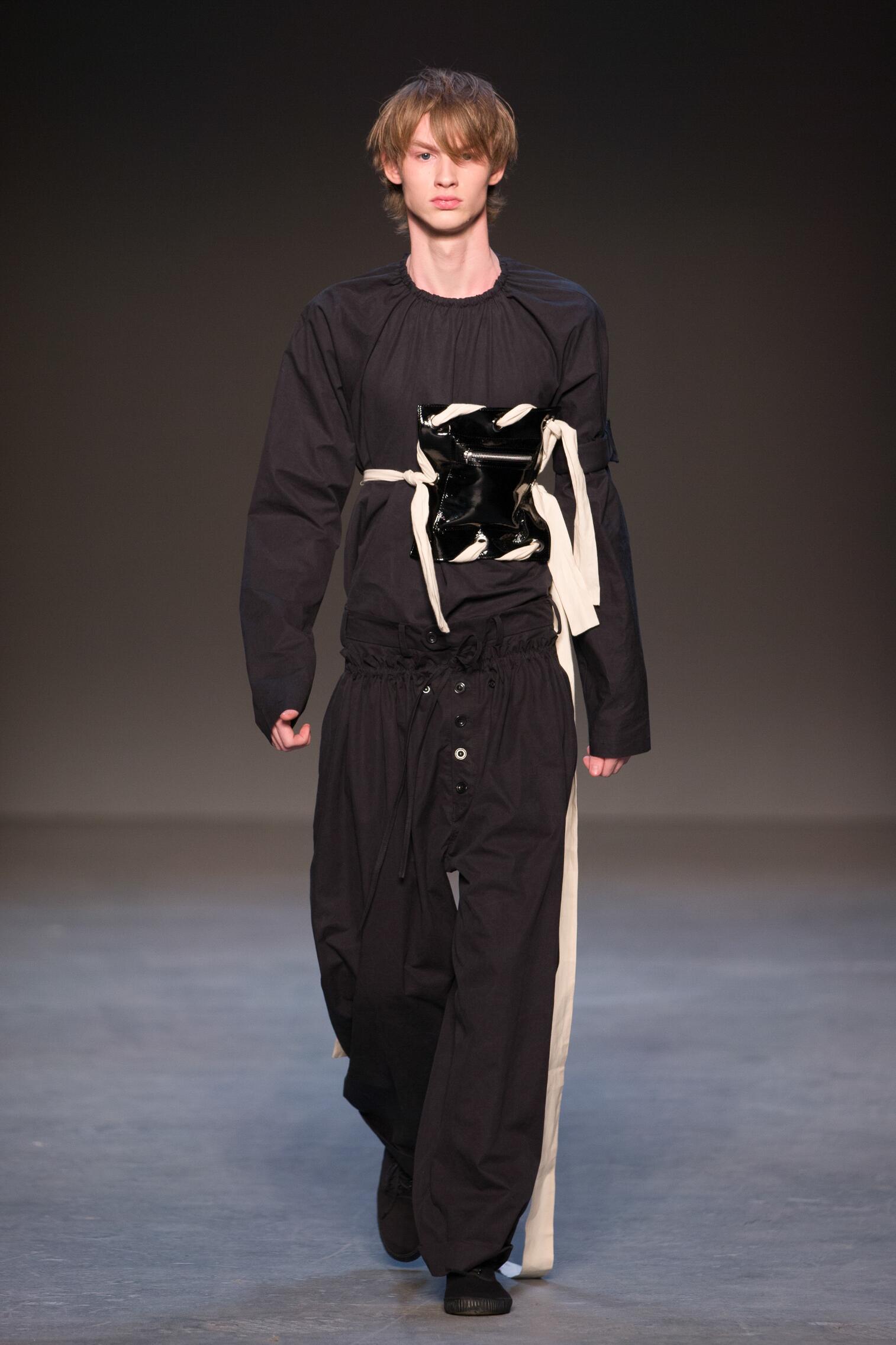 Craig Green Fashion Show