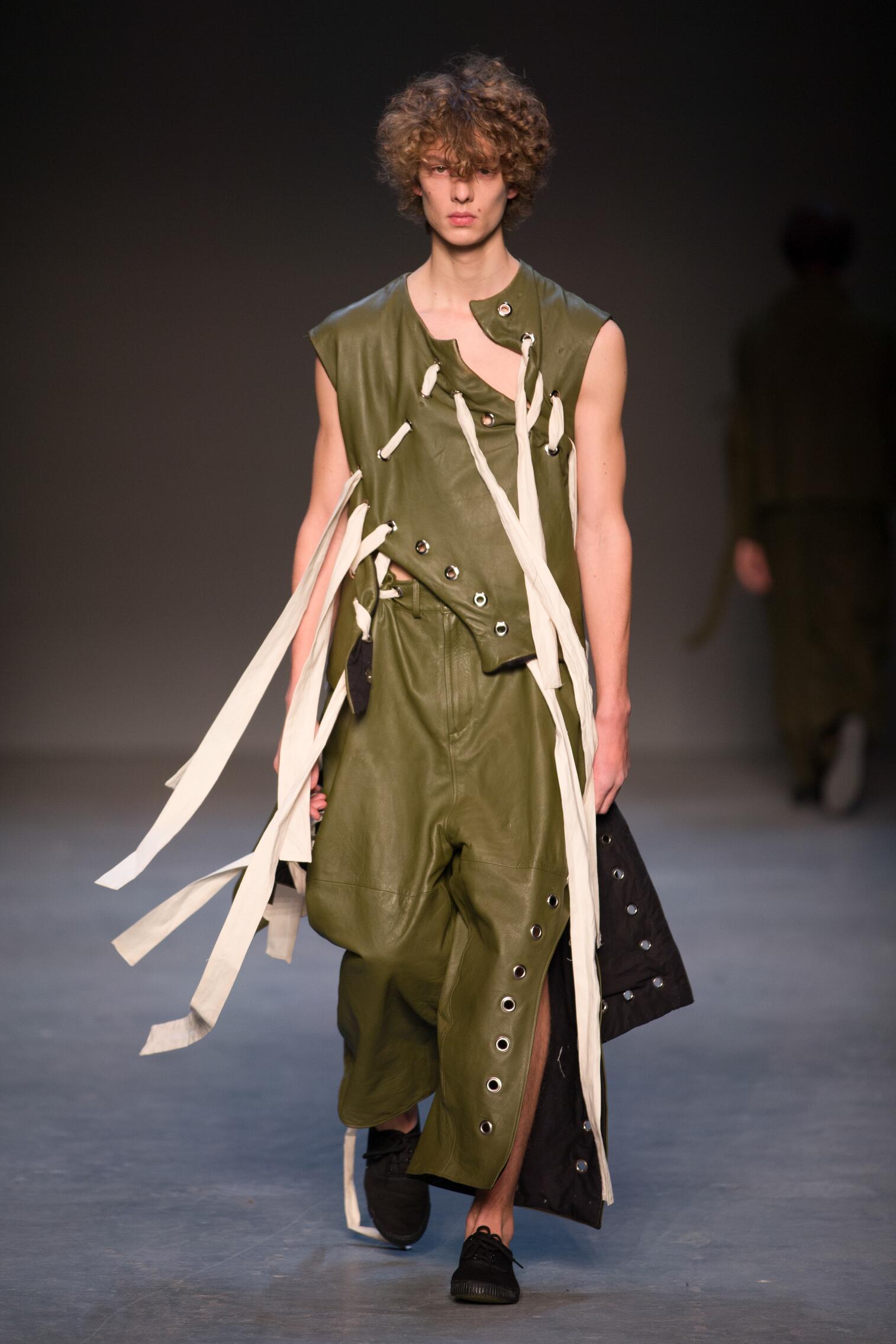 Craig Green London Fashion Week