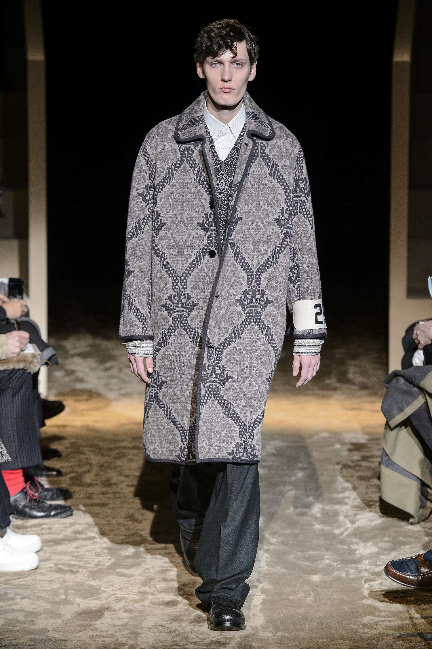 Ermenegildo Zegna Couture 2016