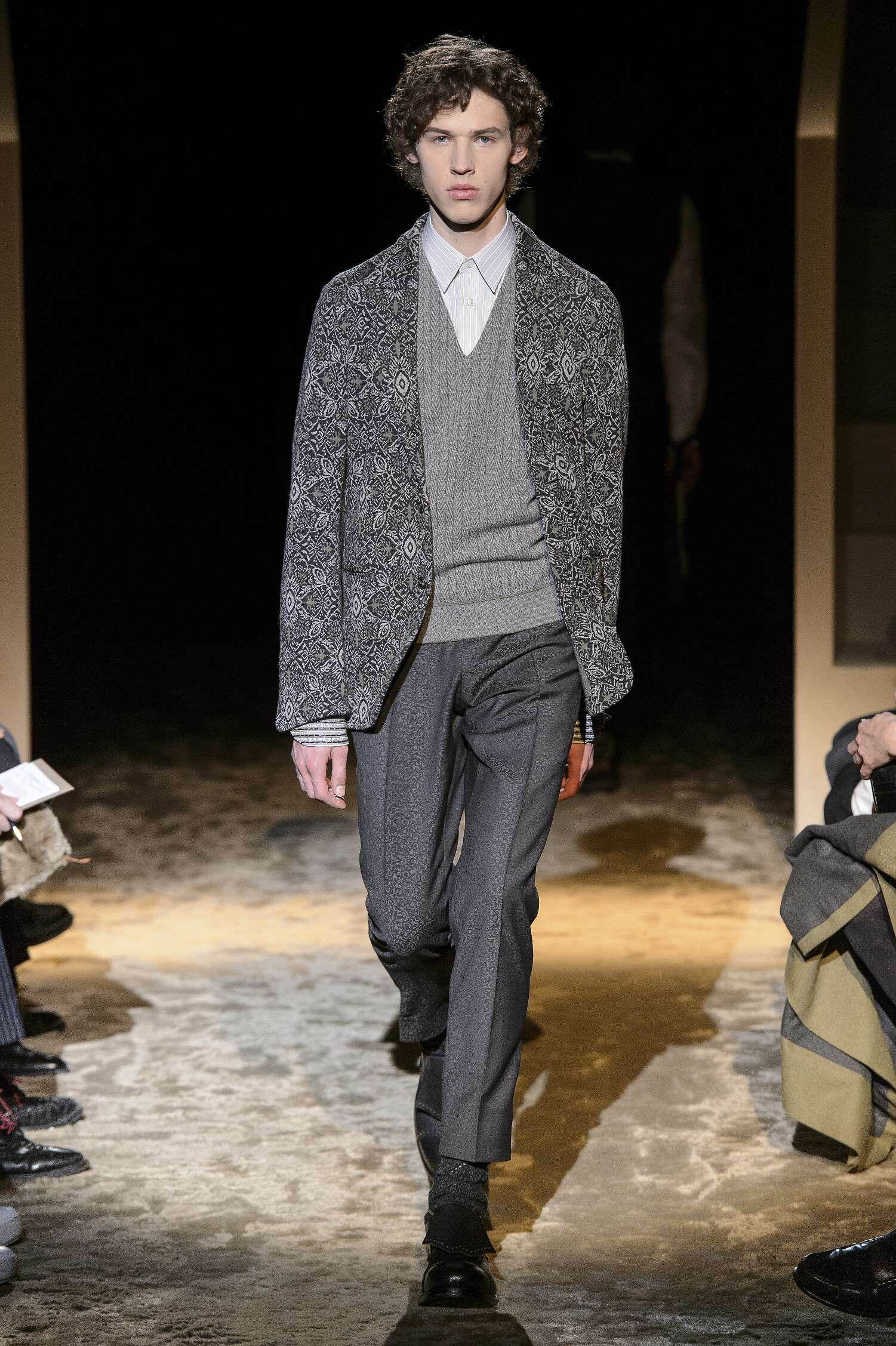 Ermenegildo Zegna Couture Fall Winter 2016 2017