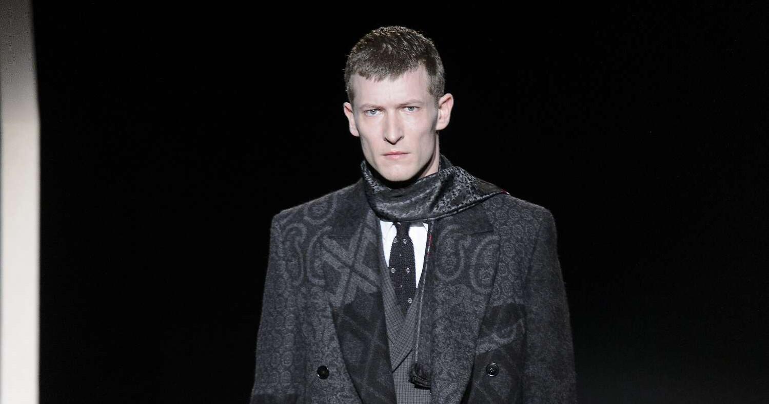 Ermenegildo Zegna Couture Fashion Show FW 2016-17 Milan