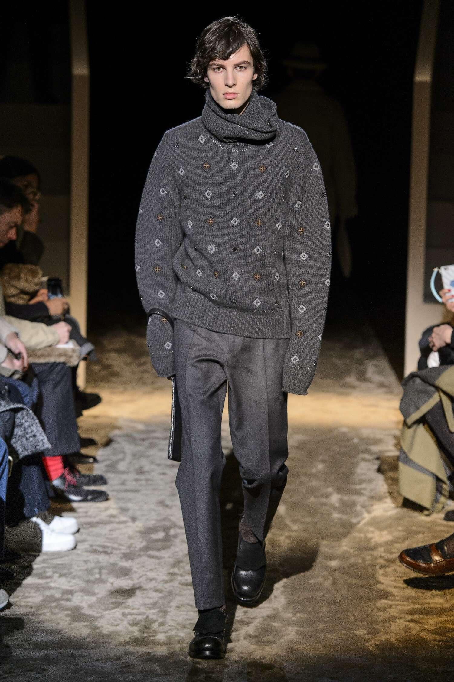 Ermenegildo Zegna Couture Fashion Show