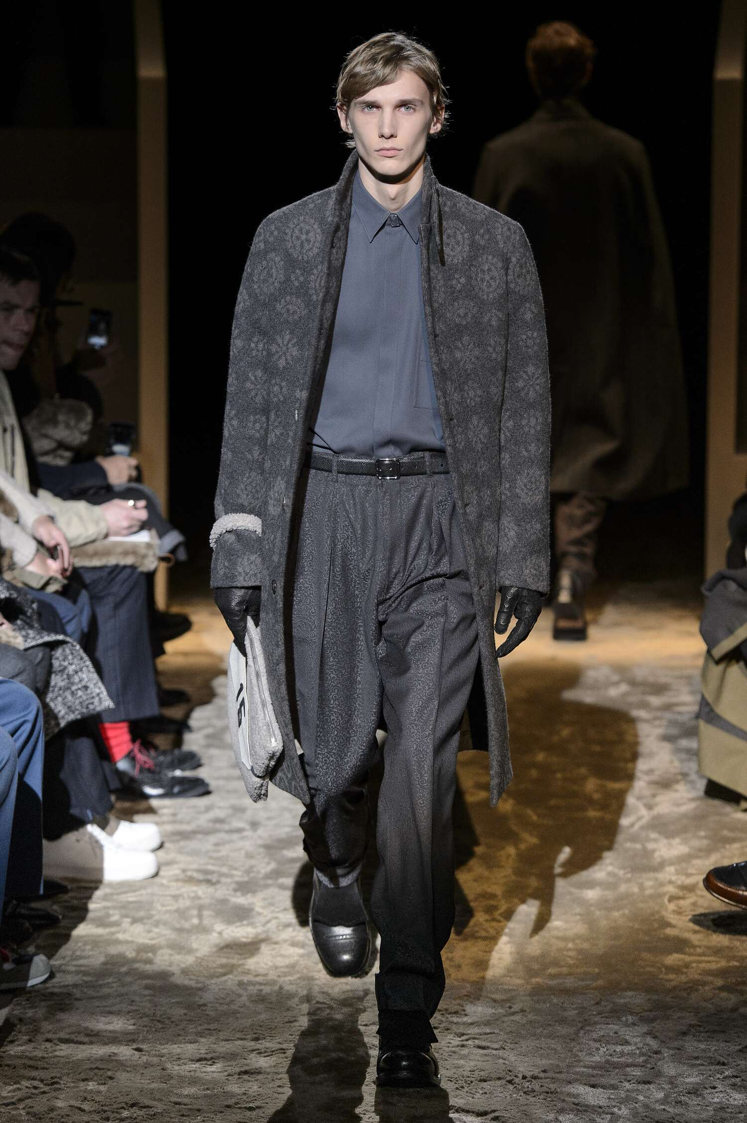 Ermenegildo Zegna Couture Men's Collection 2016 2017