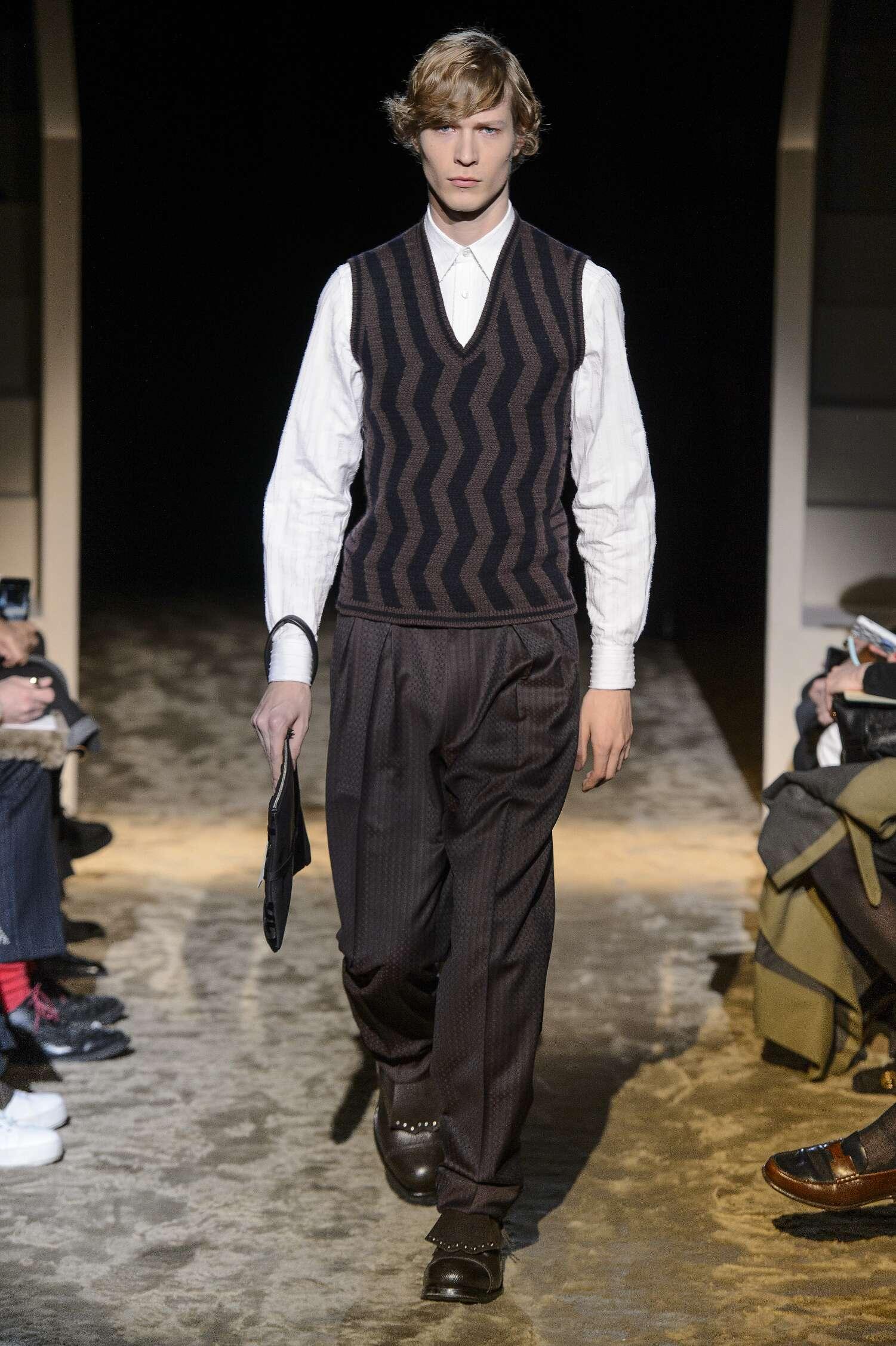 Ermenegildo Zegna Couture Milan Fashion Week