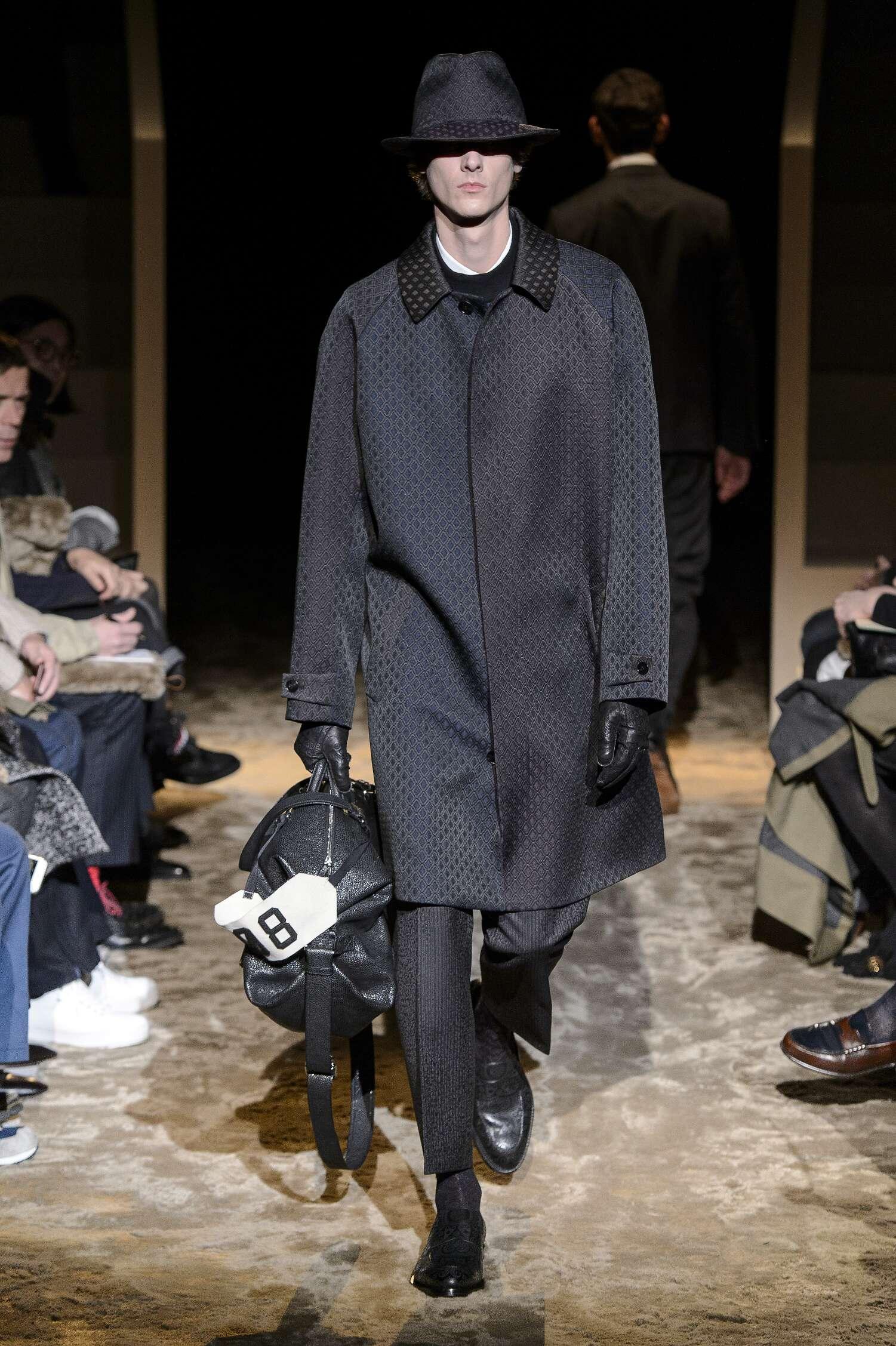 Ermenegildo Zegna Couture Style