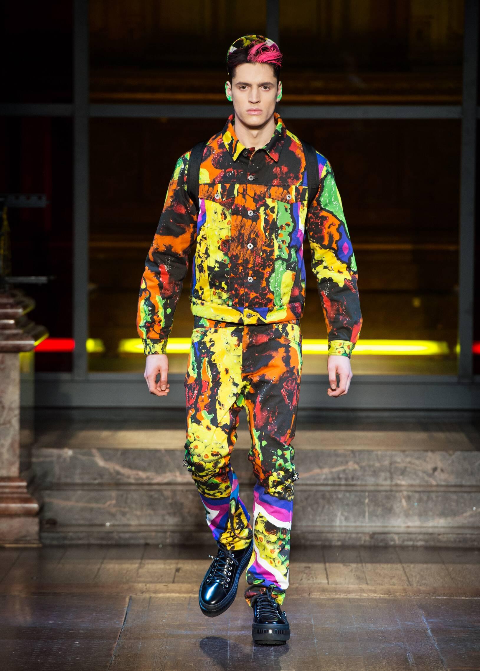 FW 2016 2017 Moschino Fashion Show London