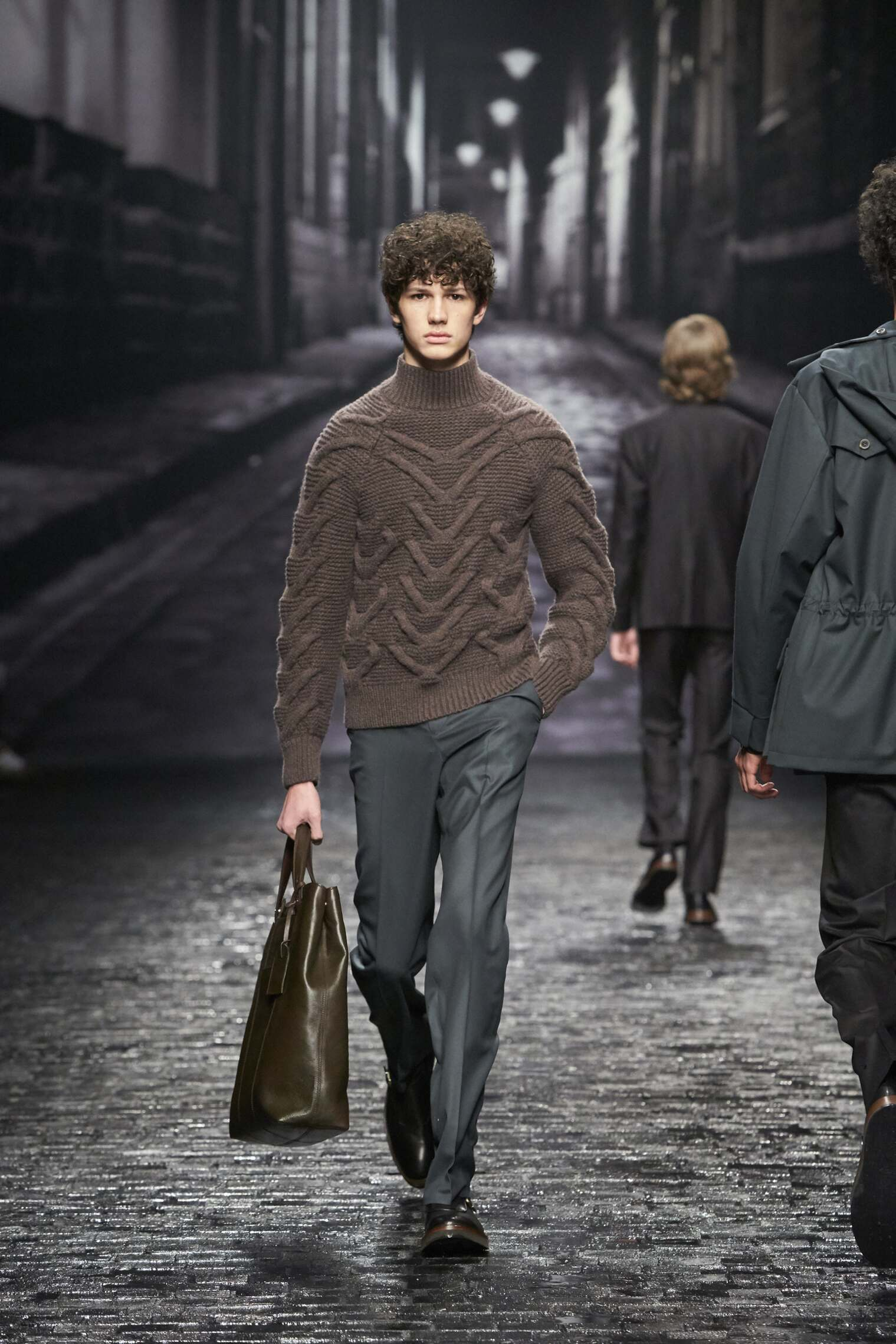 FW 2016 Fashion Show Corneliani
