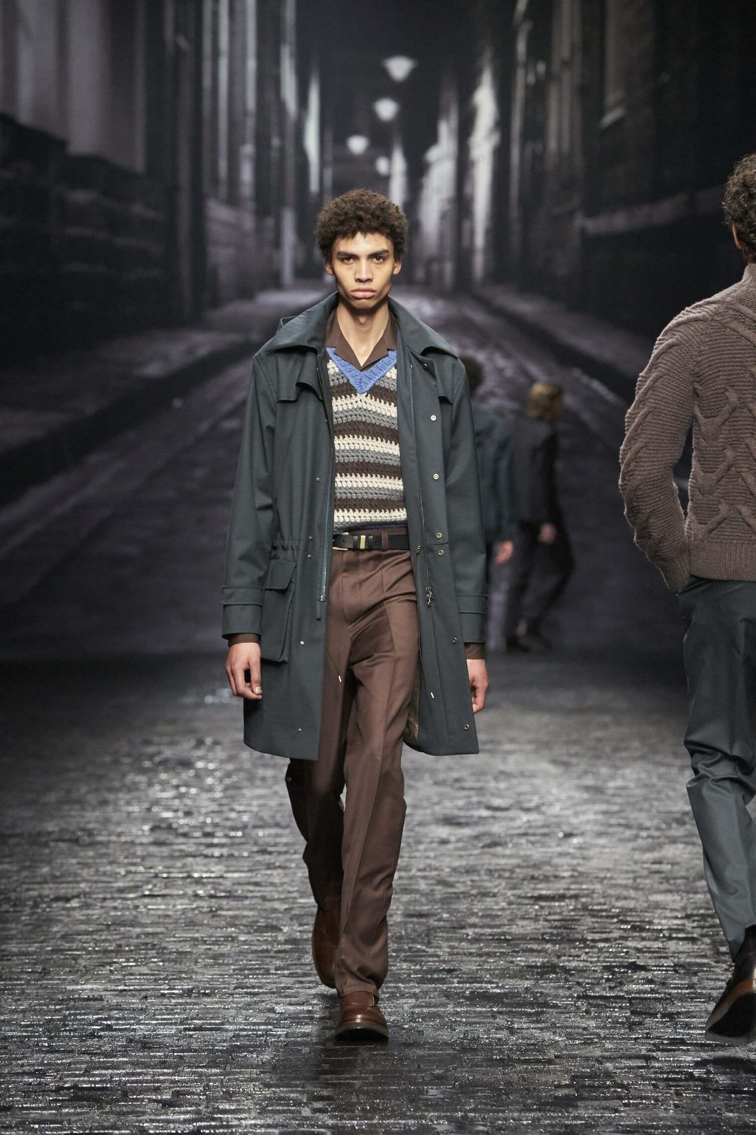 Fall 2016-17 Man Fashion Show Corneliani