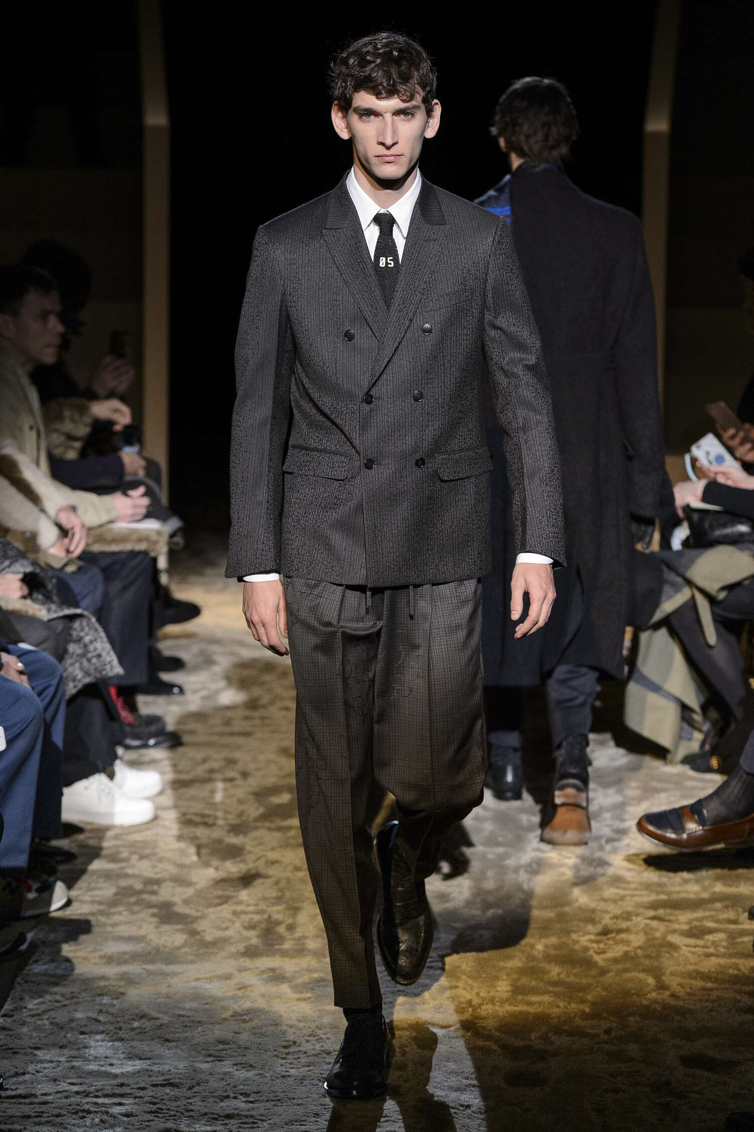 Fall 2016 17 Man Fashion Show Ermenegildo Zegna Couture