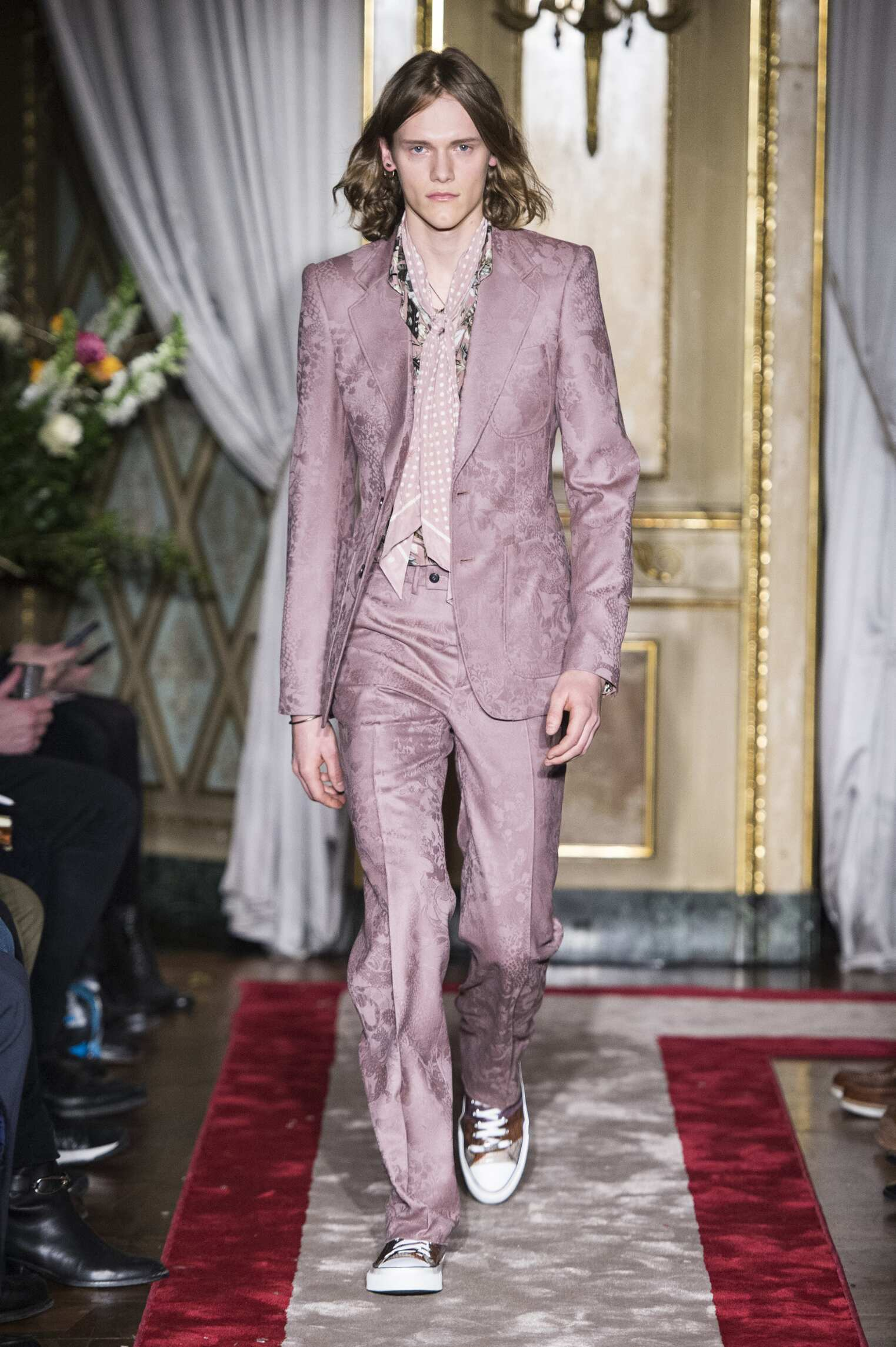 Fall 2016 17 Man Fashion Show Roberto Cavalli
