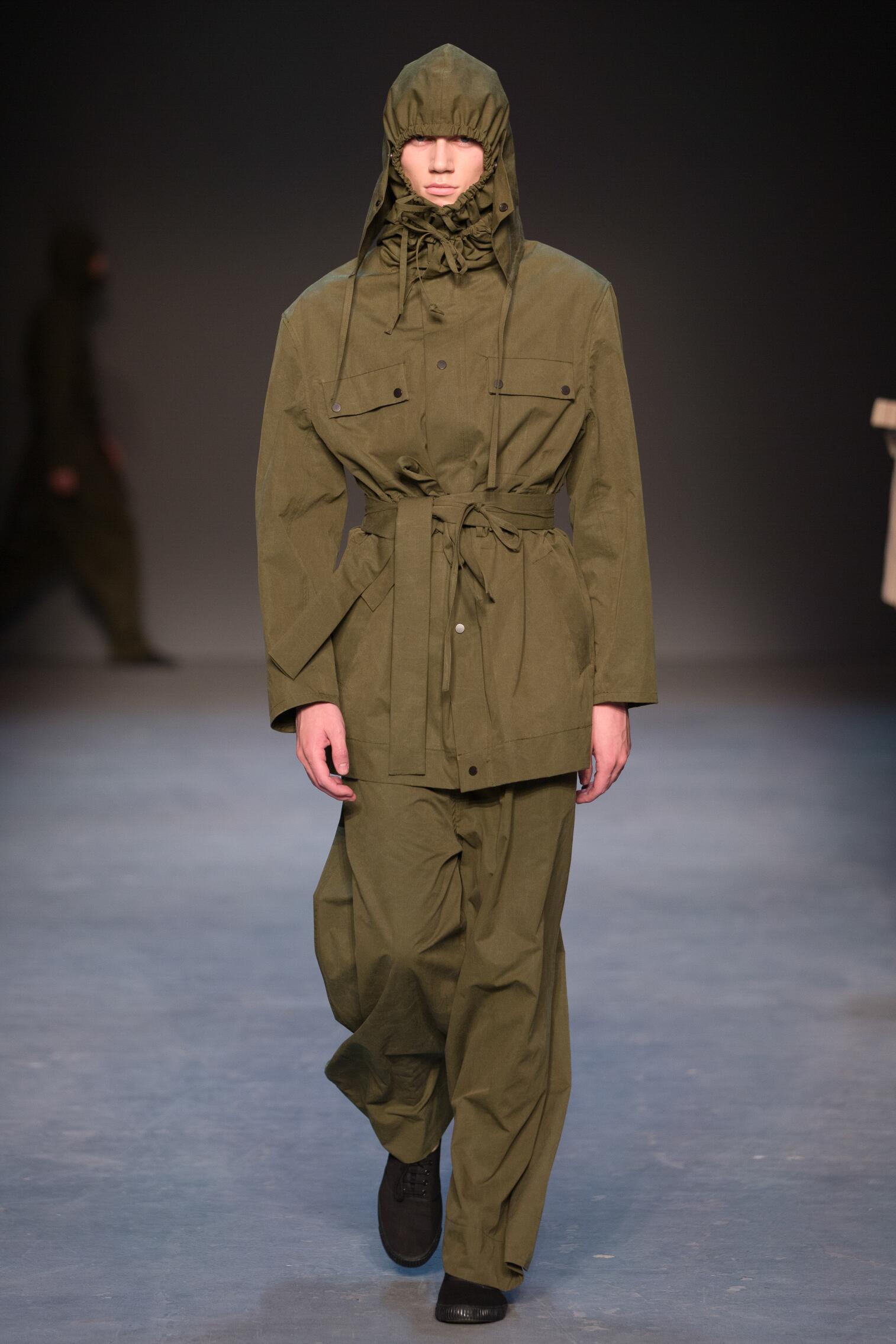 Fall 2016 Fashion Trends Craig Green