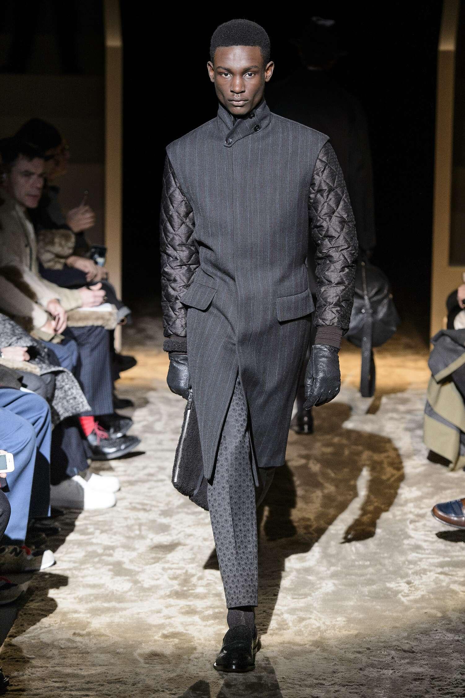 Fall 2016 Fashion Trends Ermenegildo Zegna Couture