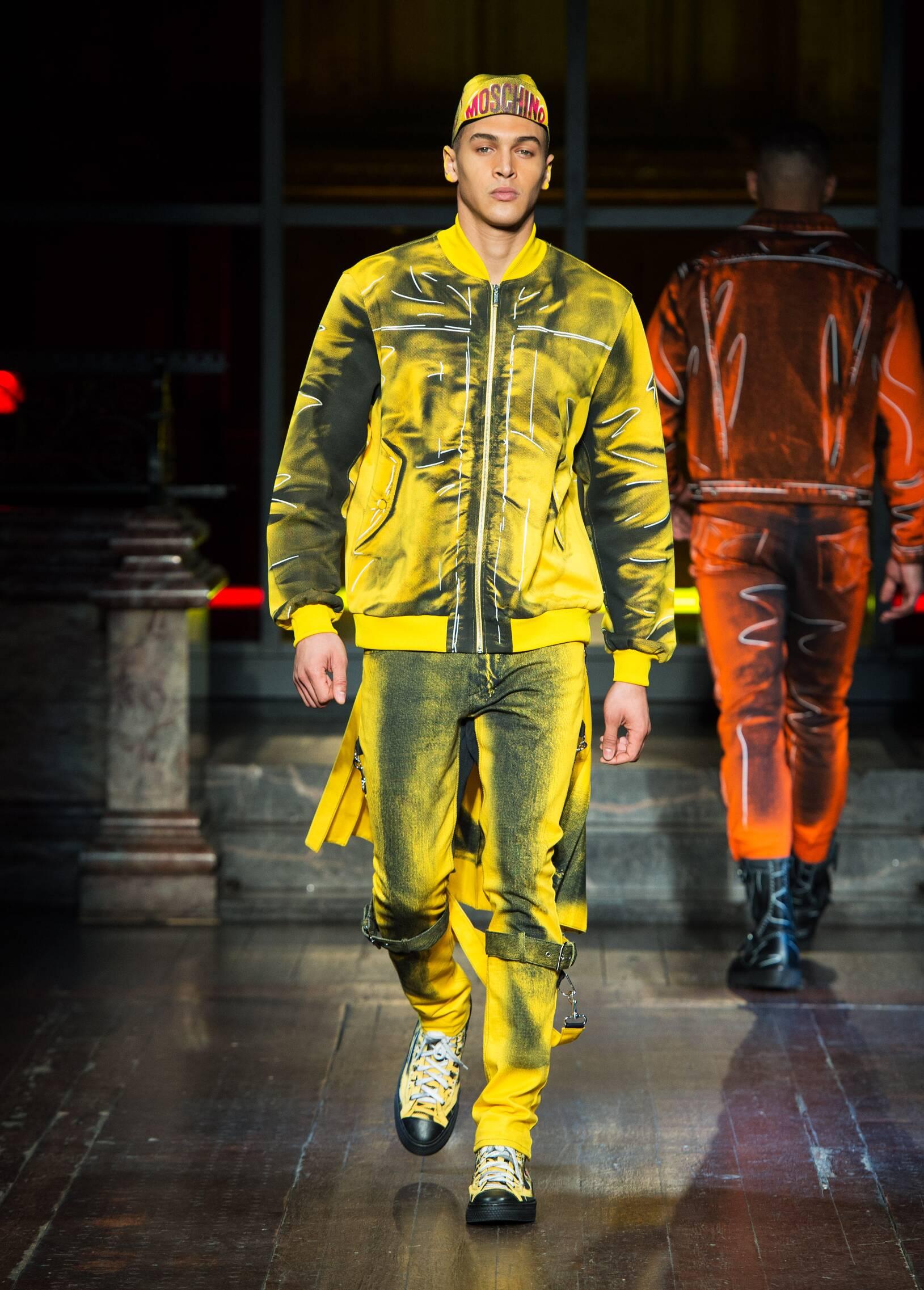 Fall 2016 Fashion Trends Moschino