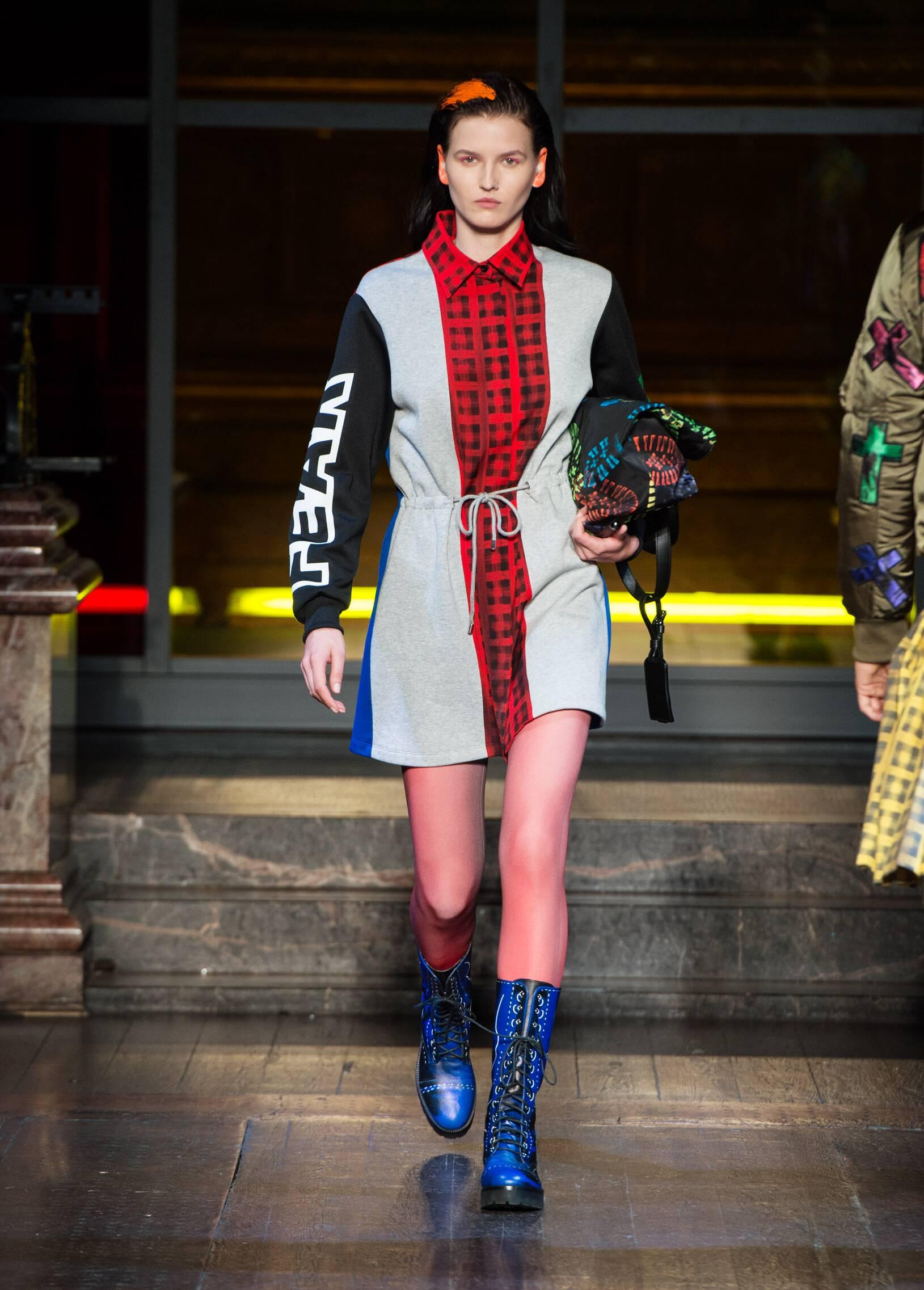 Fall Fashion 2016 Moschino