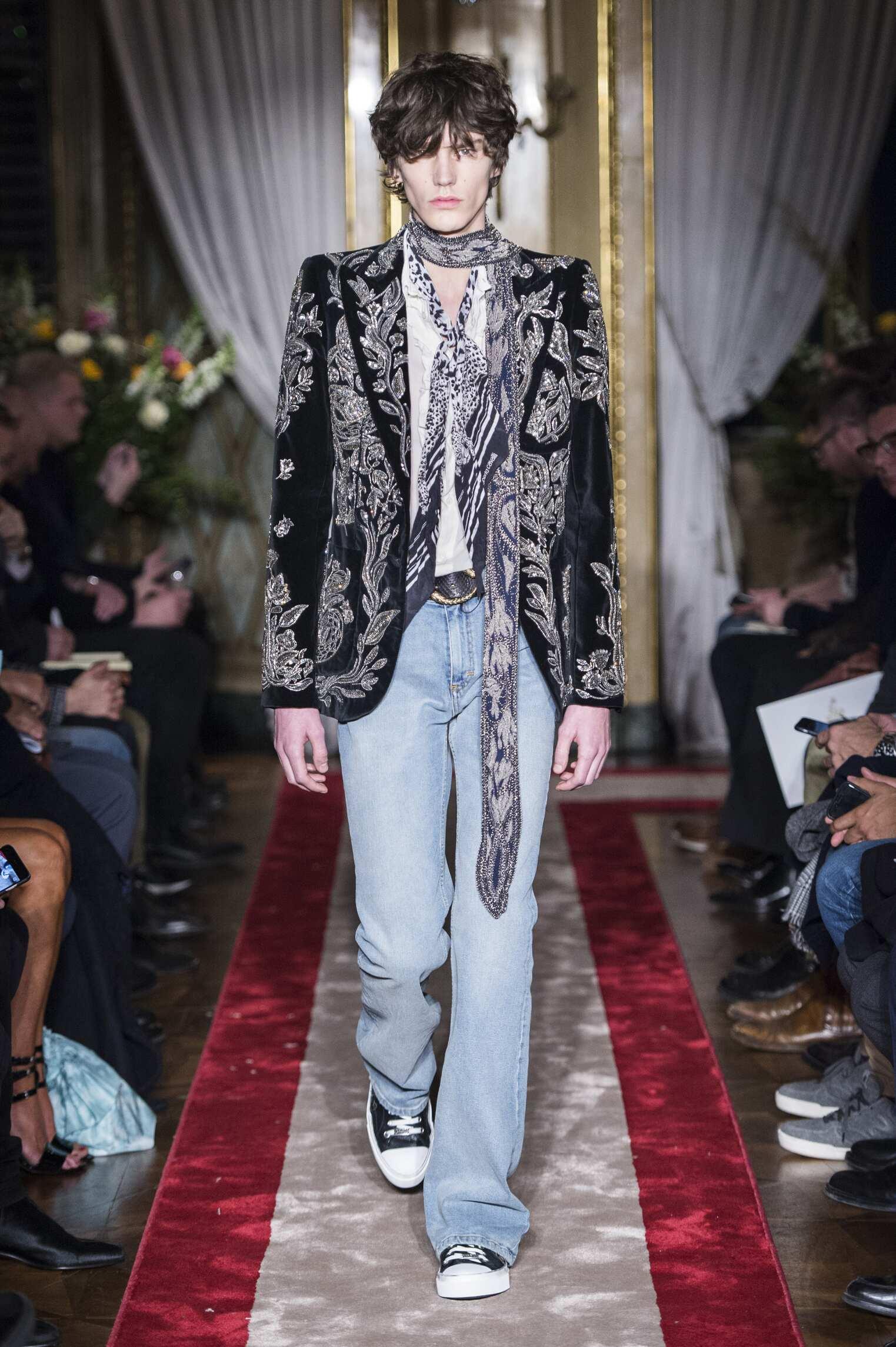 Fall Fashion 2016 Roberto Cavalli