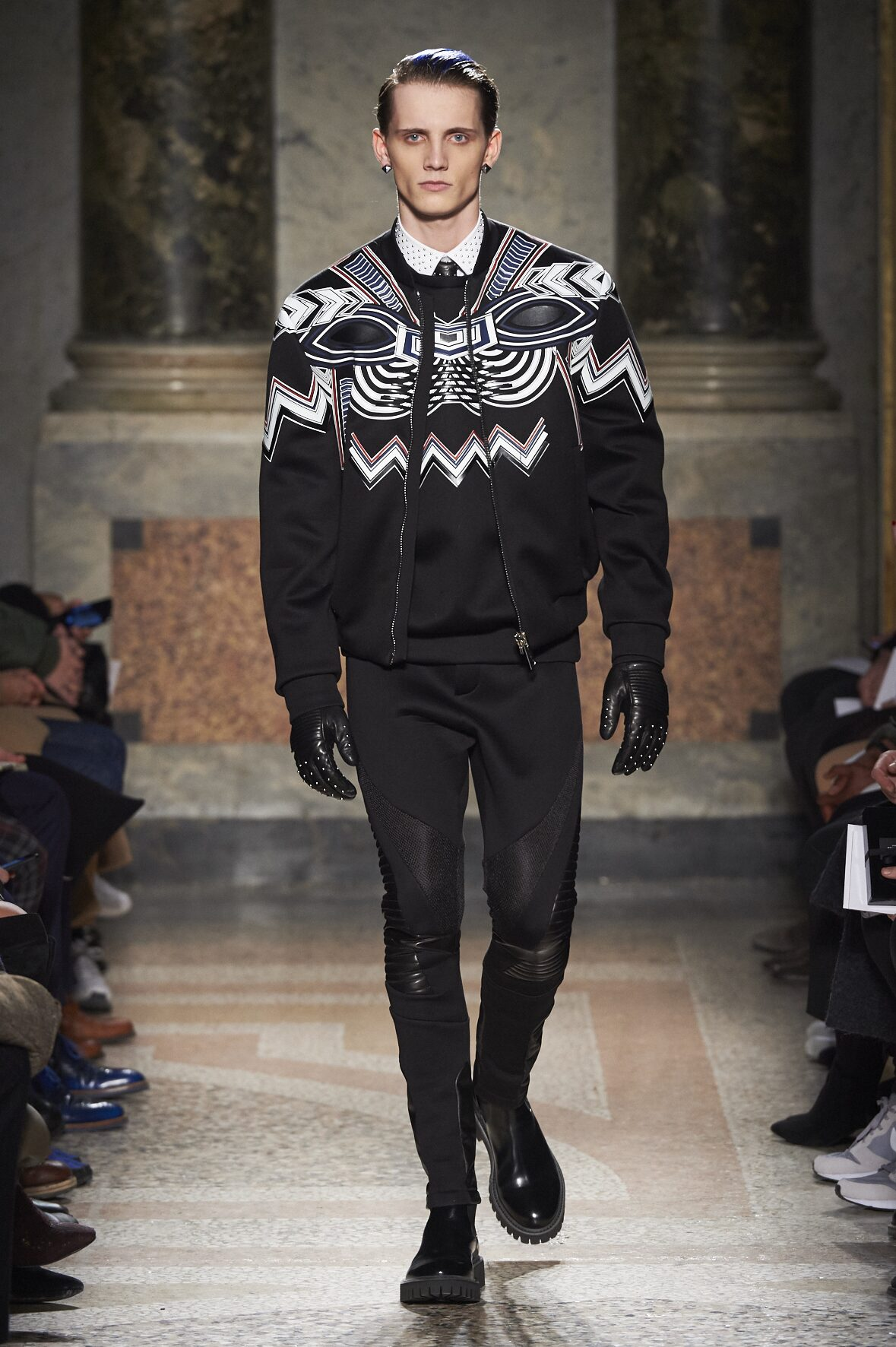 Fall Winter 2016 Man Milan Les Hommes Collection