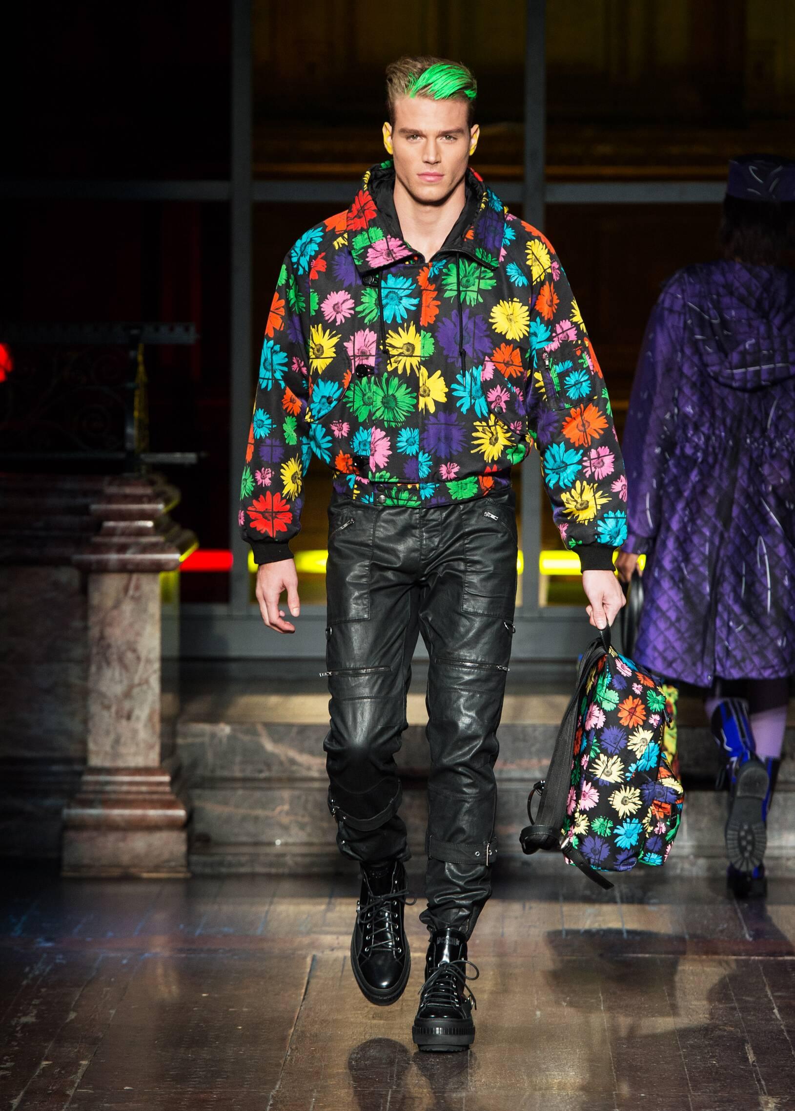 Fashion 2016 Catwalk Moschino