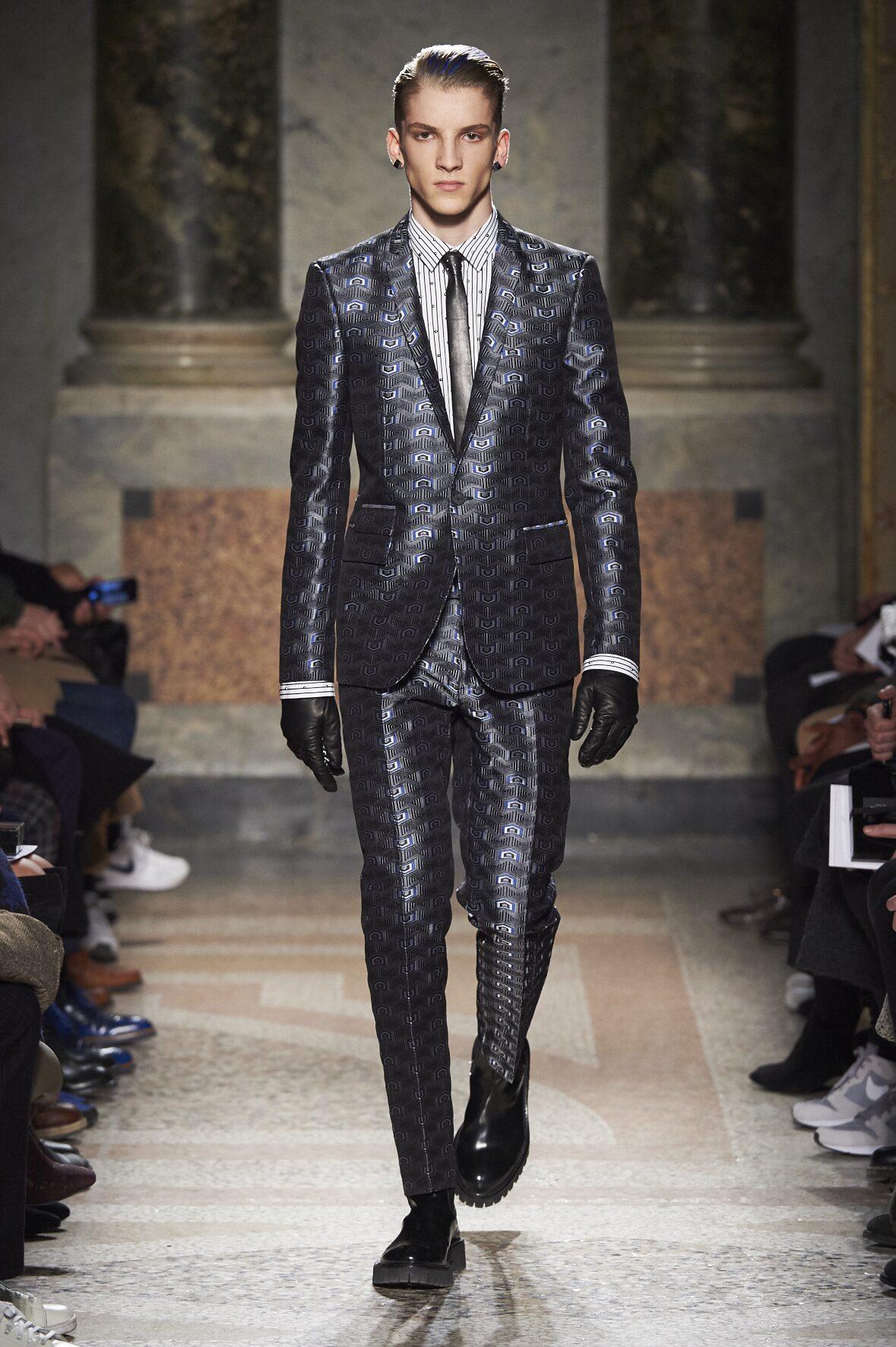 Les Hommes FW 2016 Menswear
