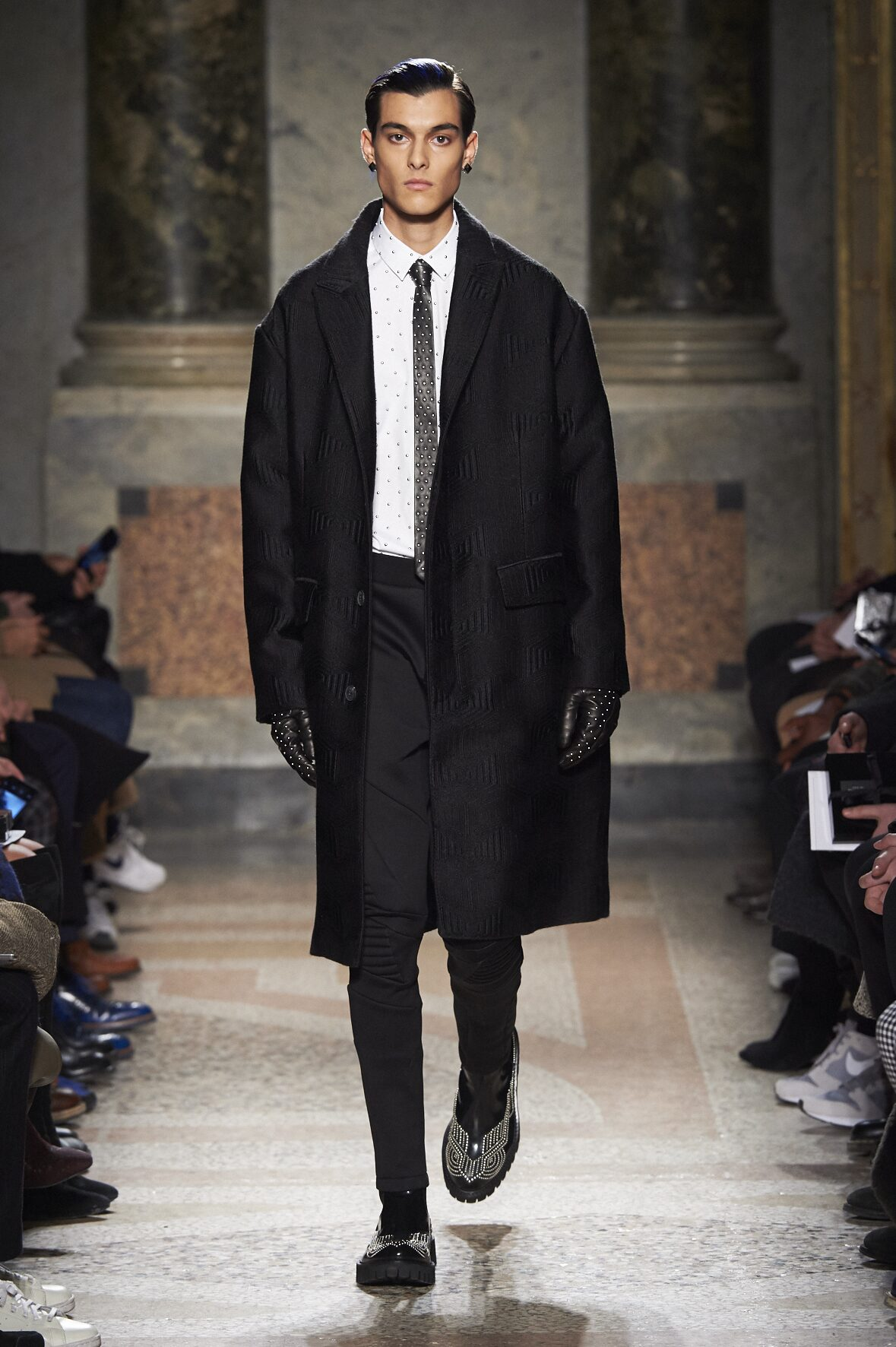 Les Hommes Fall Winter 2016 Mens Collection Milan Fashion Week