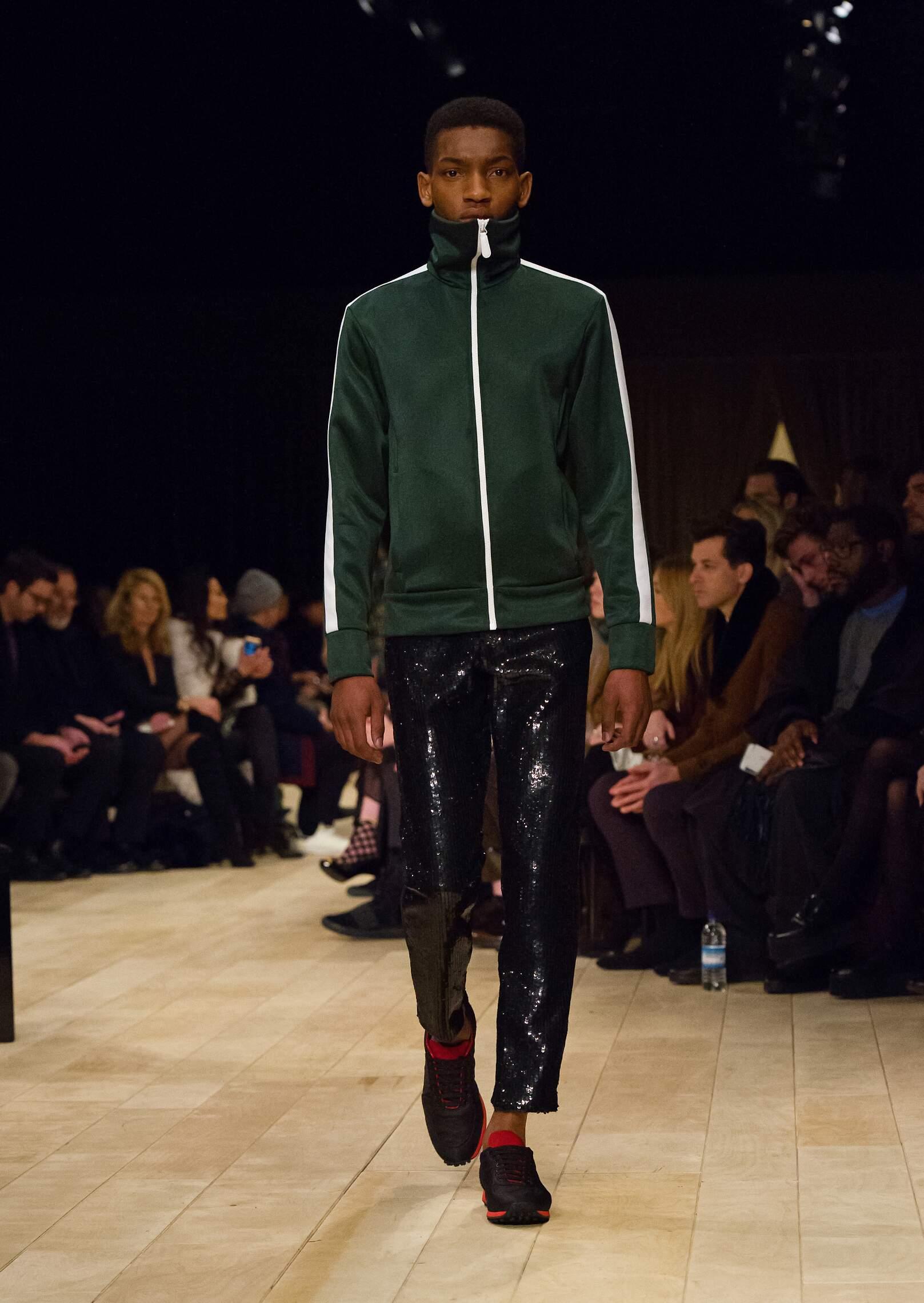 Menswear Winter Burberry 2016