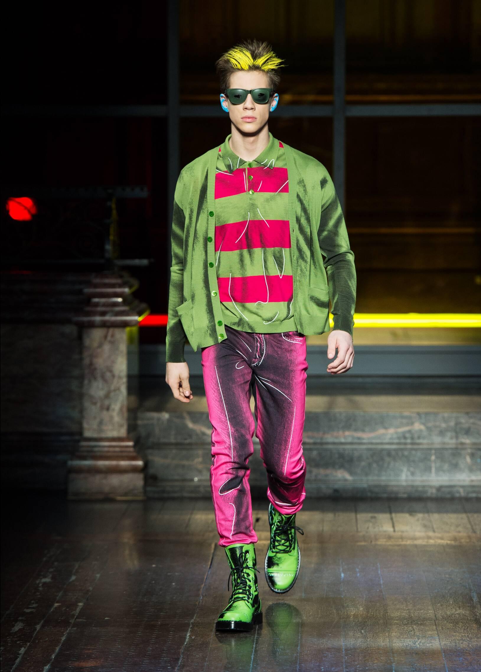 Moschino FW 2016 Menswear
