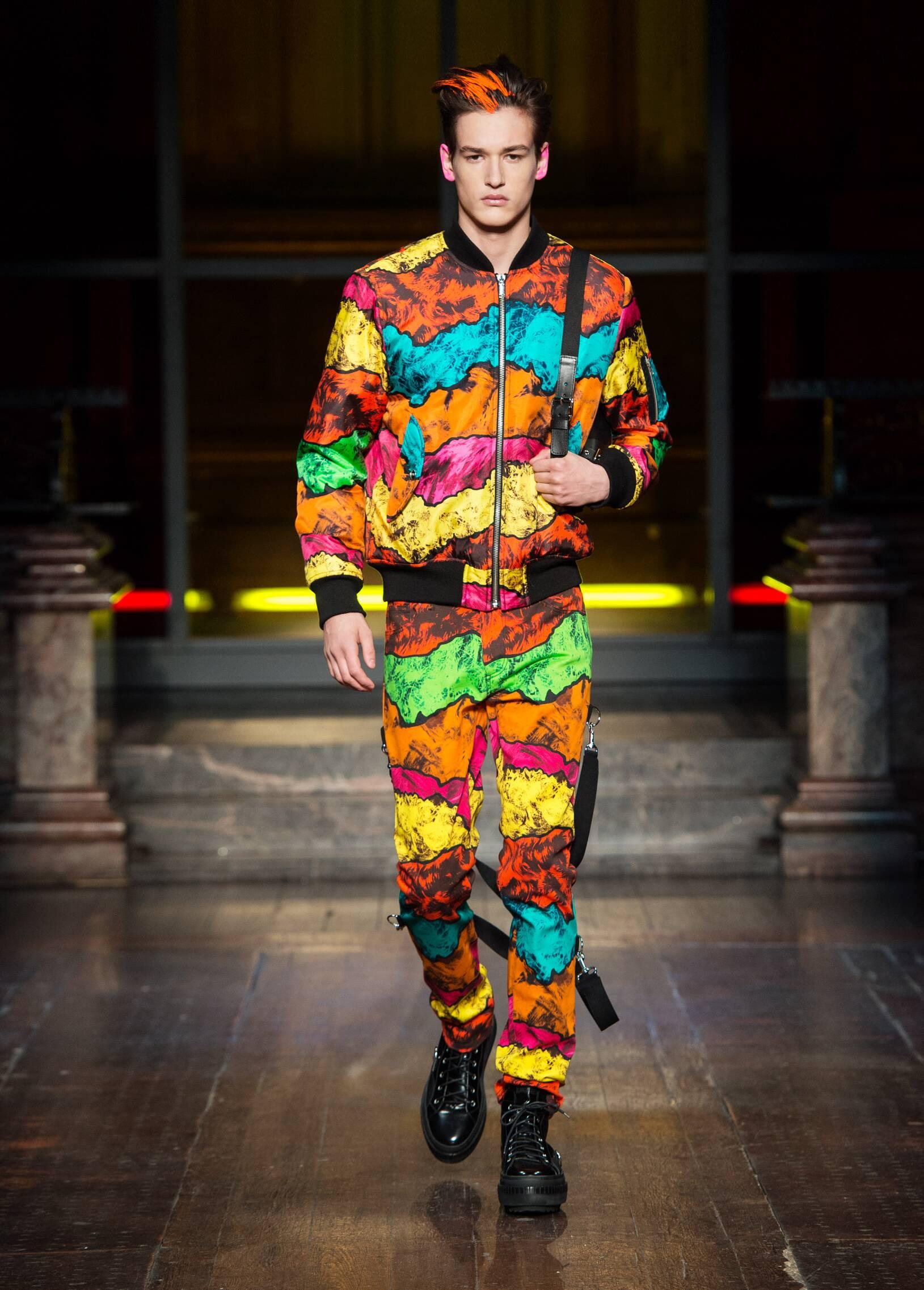 Moschino Fashion Show London