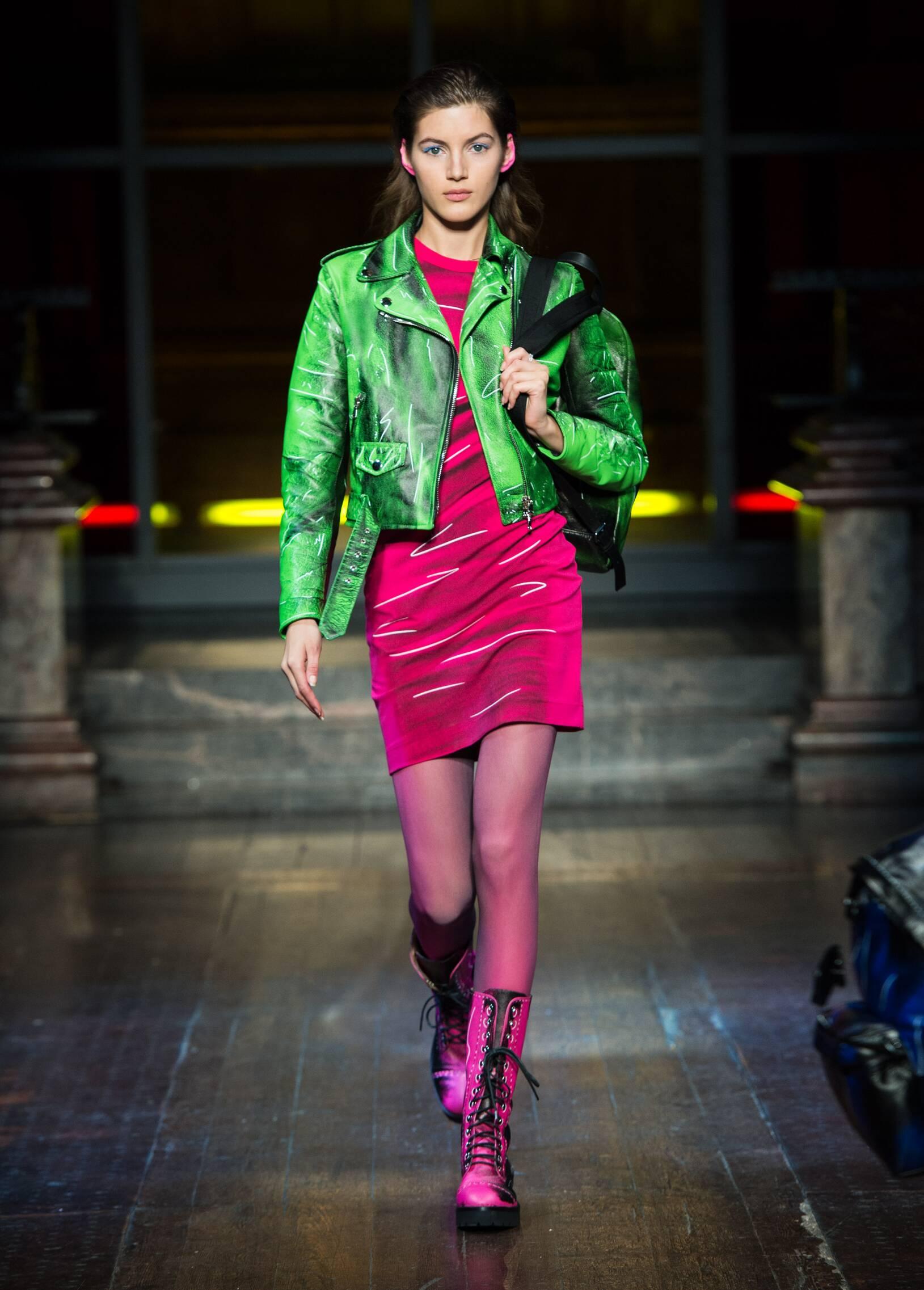 Moschino London Fashion Week Womenswear