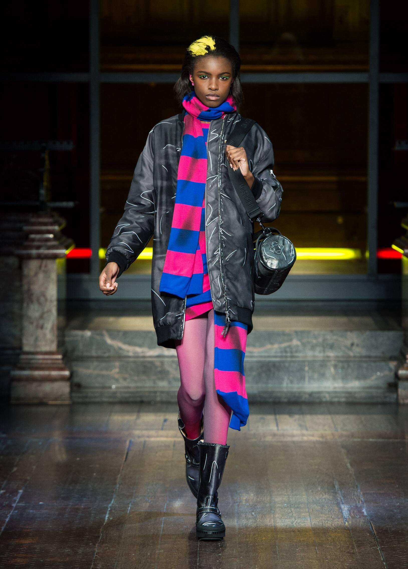 Moschino London Fashion Week