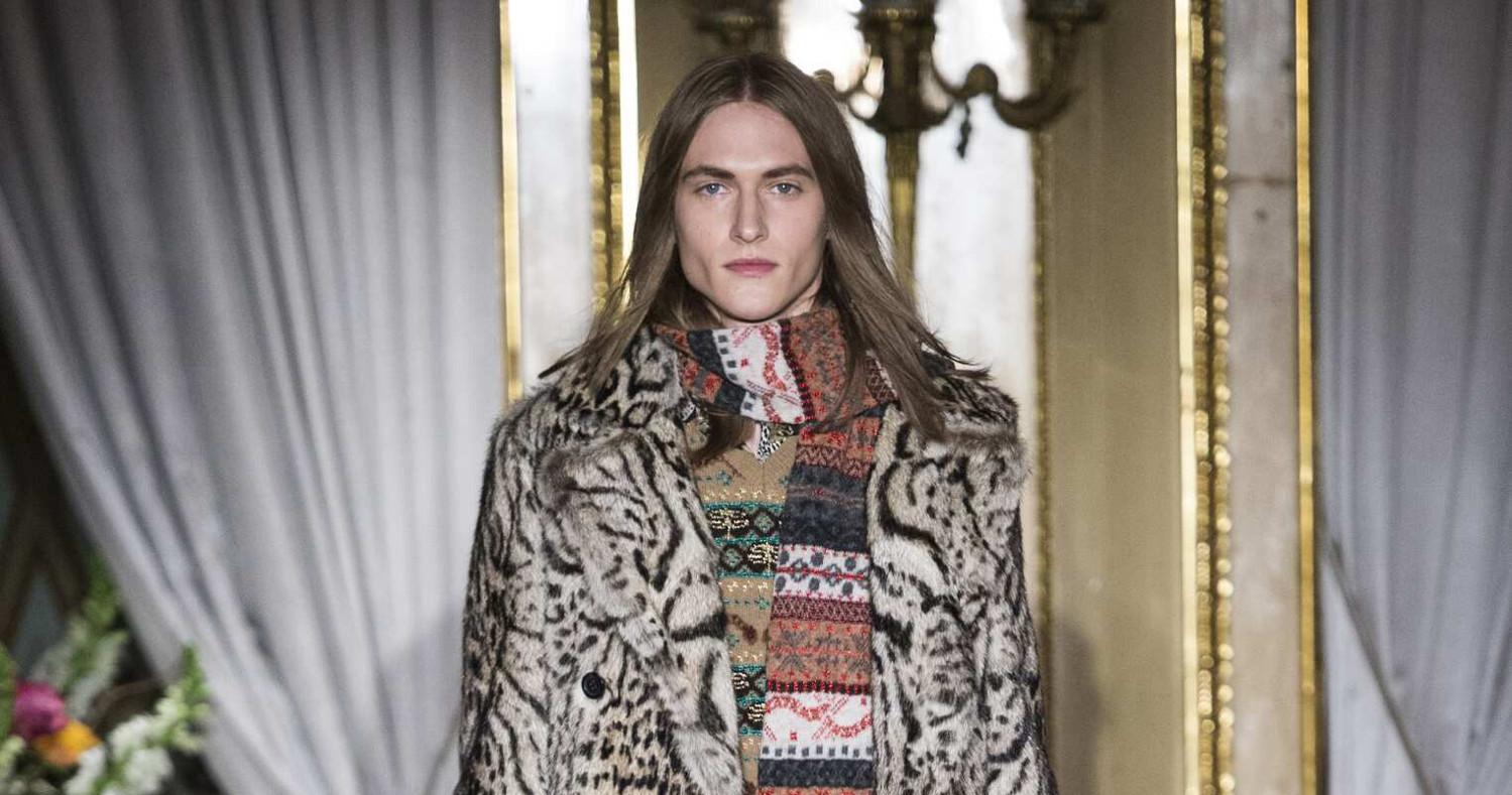 Roberto Cavalli Fashion Show FW 2016-17 Milan