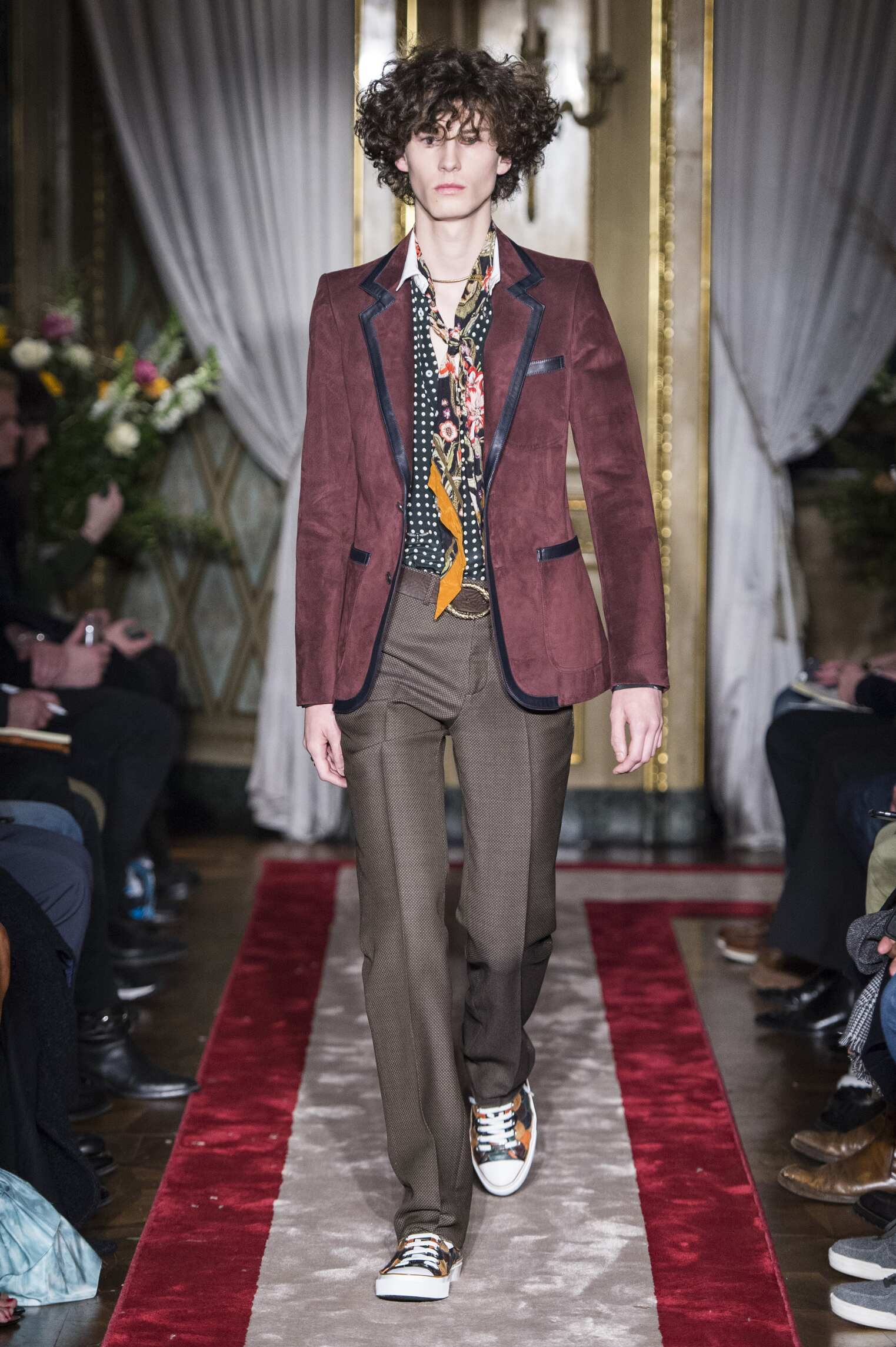 Roberto Cavalli Milan Fashion Week