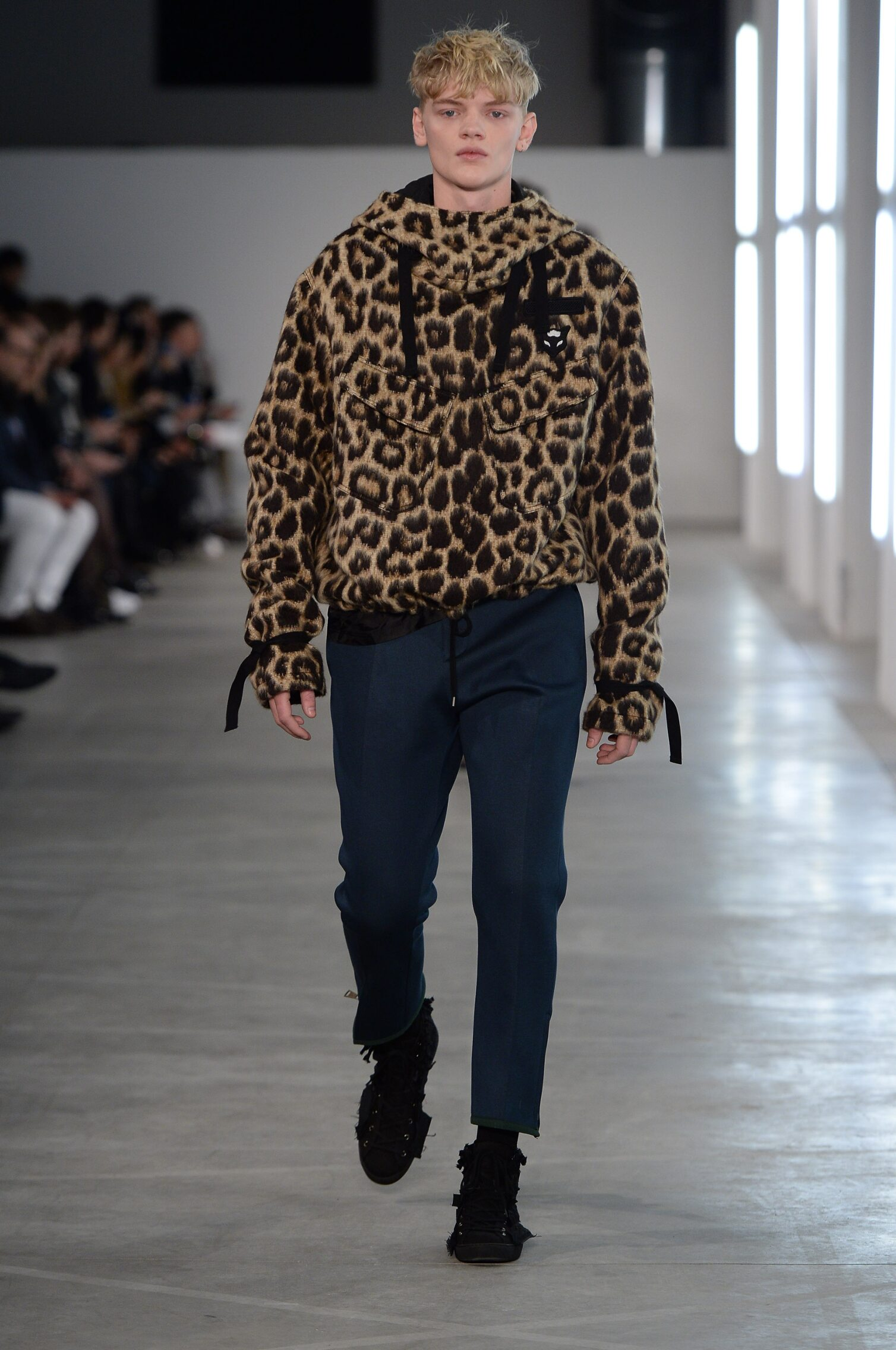 Runway N°21 Fall Winter 2016 Men's Collection Milan Fashion Week