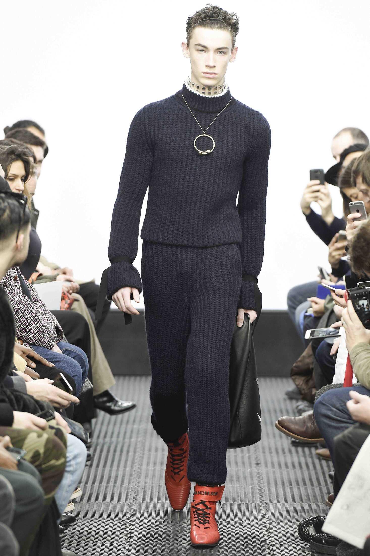 Winter 2016 17 Man Trends J.W. Anderson