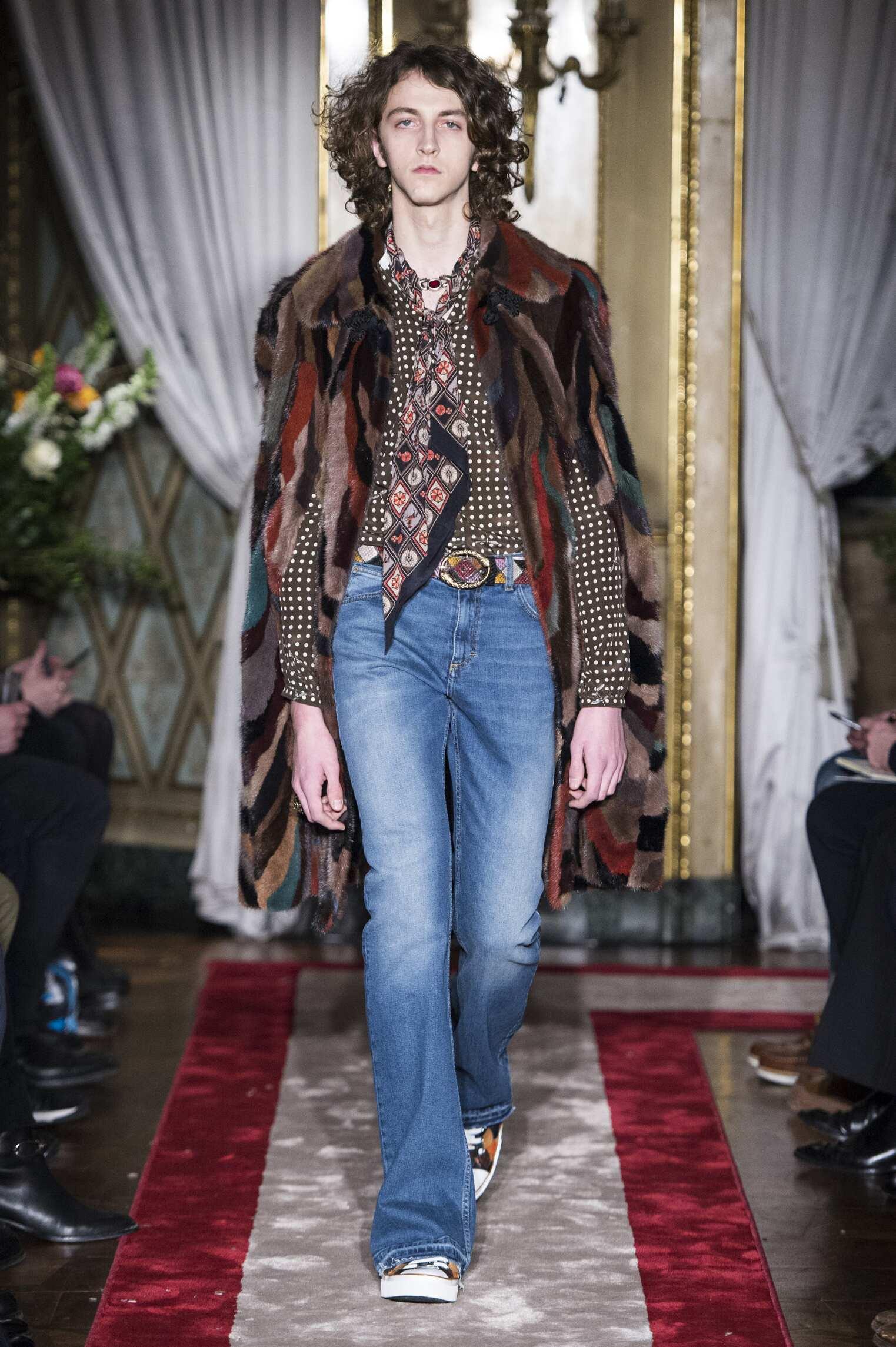 Winter 2016 17 Man Trends Roberto Cavalli