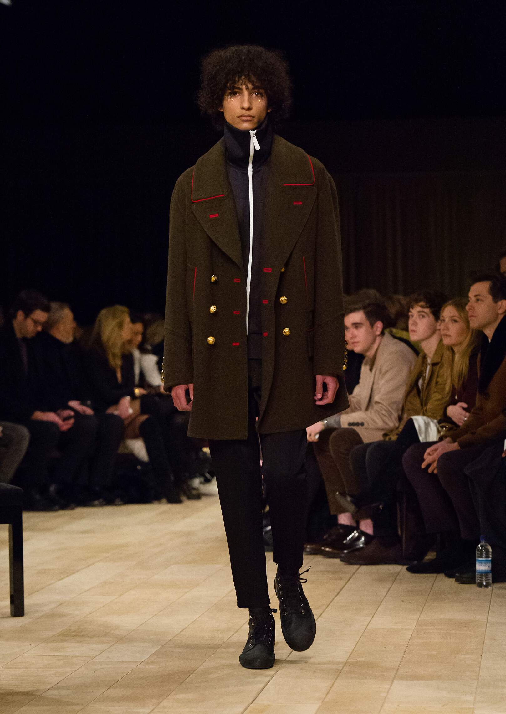 Winter 2016 Fashion Trends Burberry