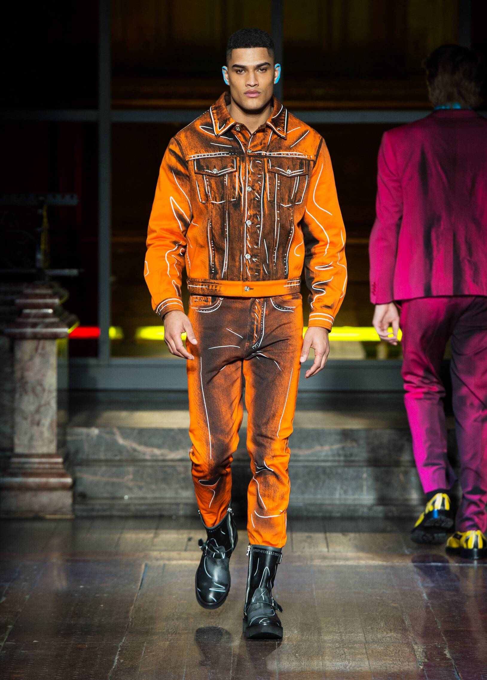 Winter 2016 Fashion Trends Moschino