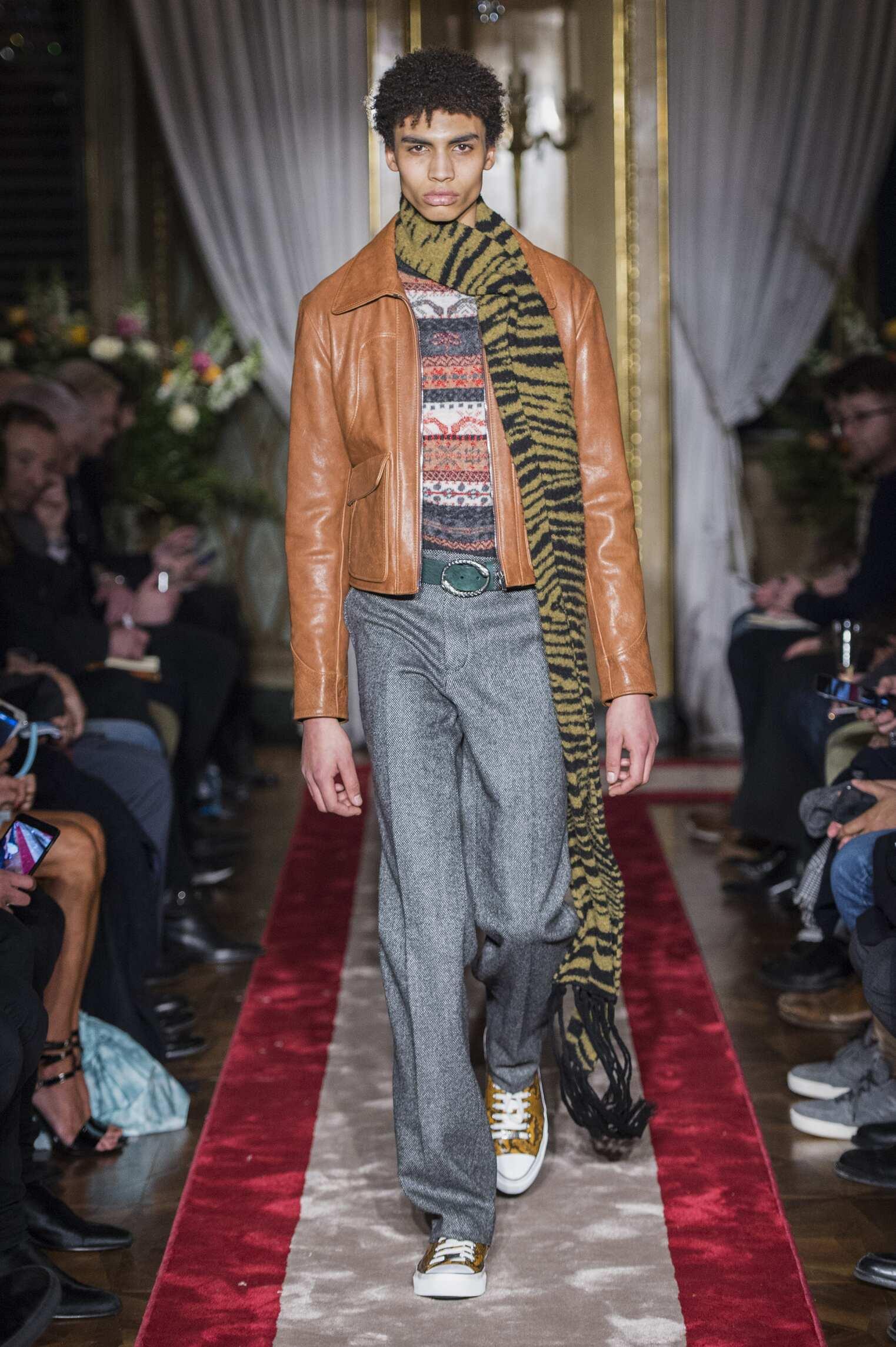 Winter 2016 Fashion Trends Roberto Cavalli