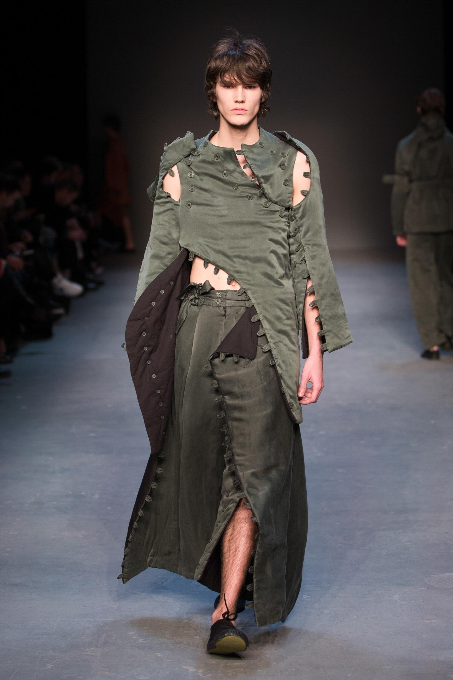 Winter Fashion Trends 2016 17 Craig Green